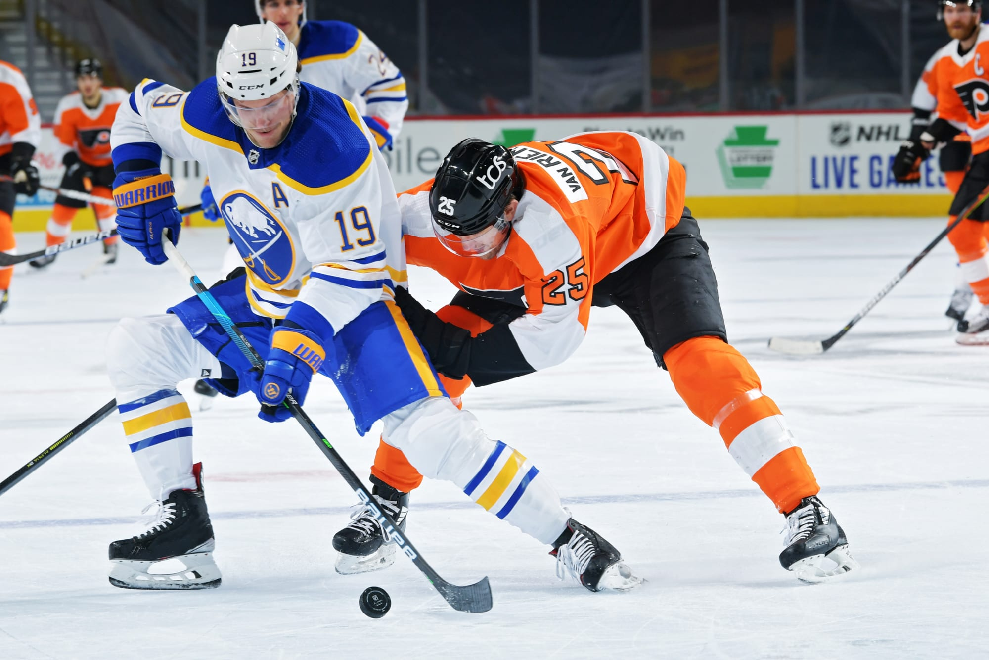 RECAP: Flyers earn first shutout of season, beat Sabres 3-0