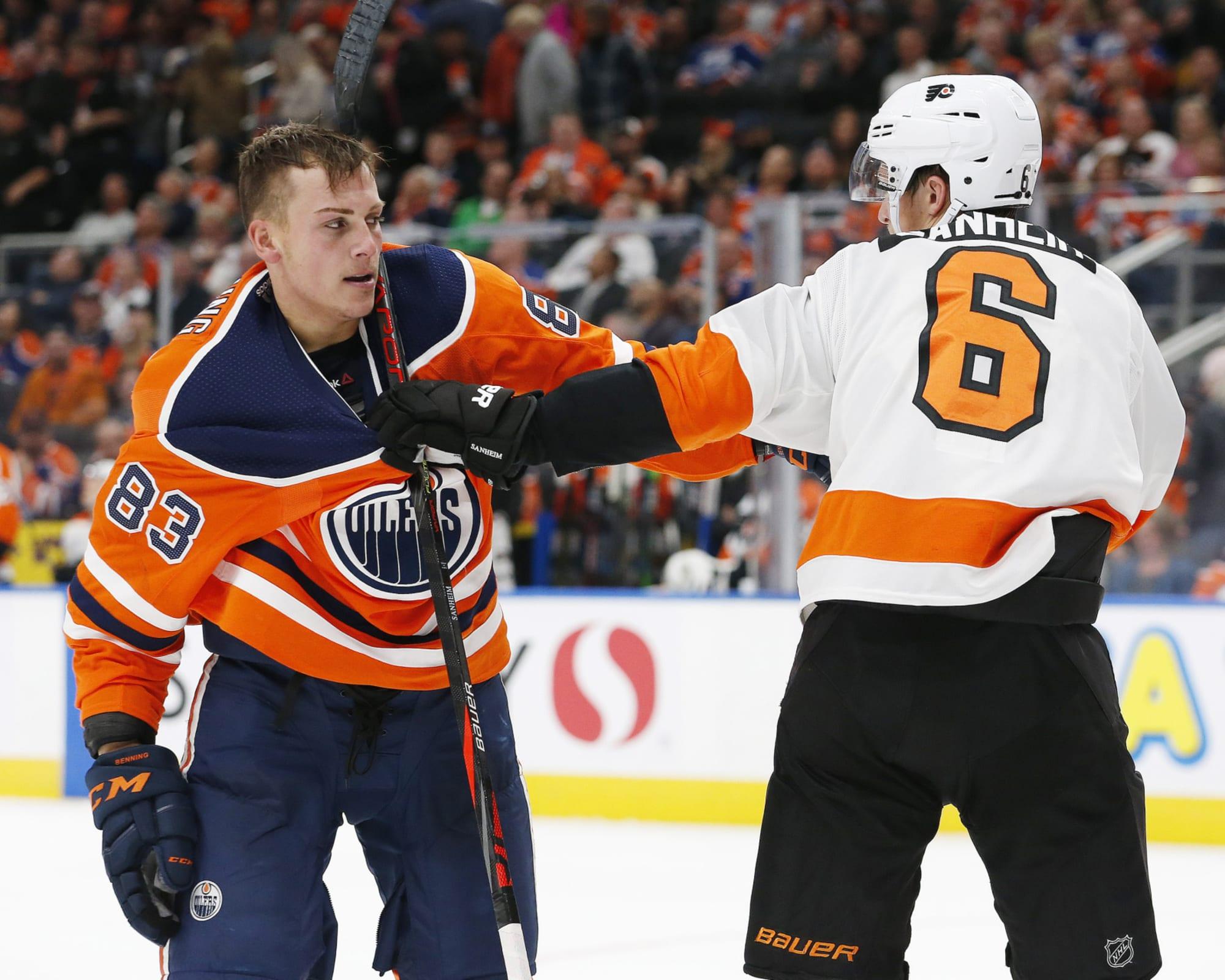 Flyers looking to strike oil in their first road trip of season