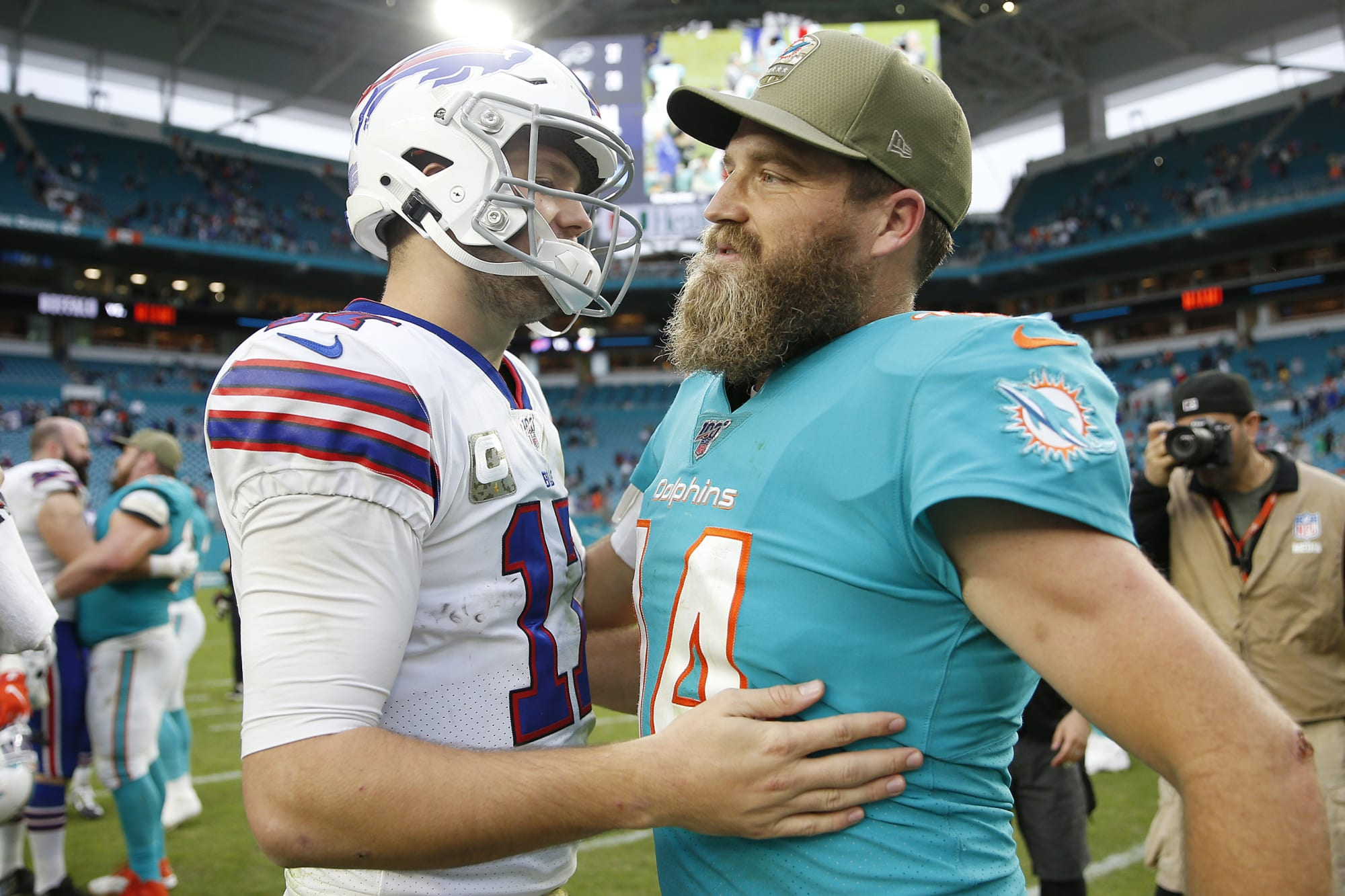 Buffalo Bills: QB play will be key in the race for the AFC East