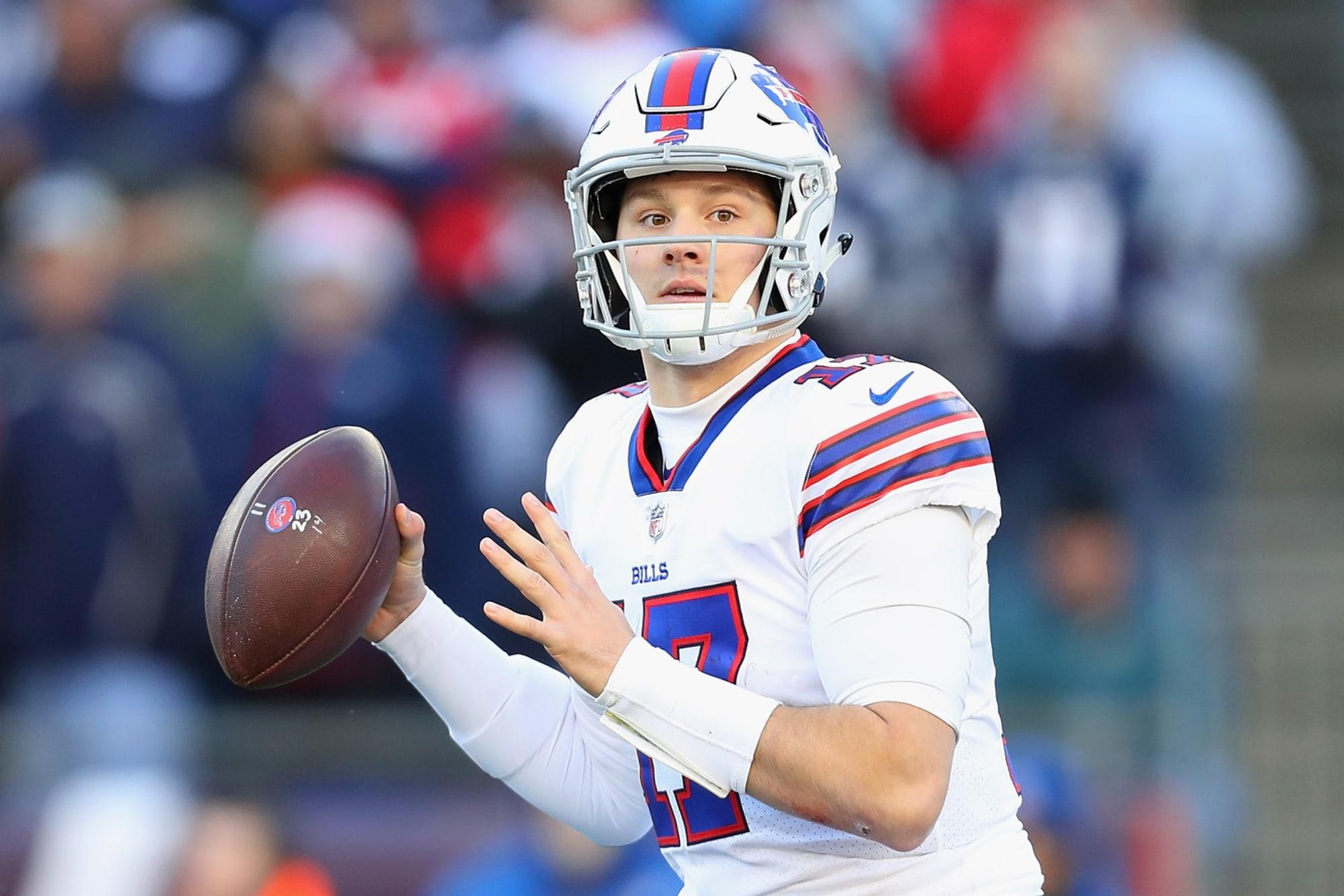 Buffalo Bills When Will Josh Allen Face Josh Allen
