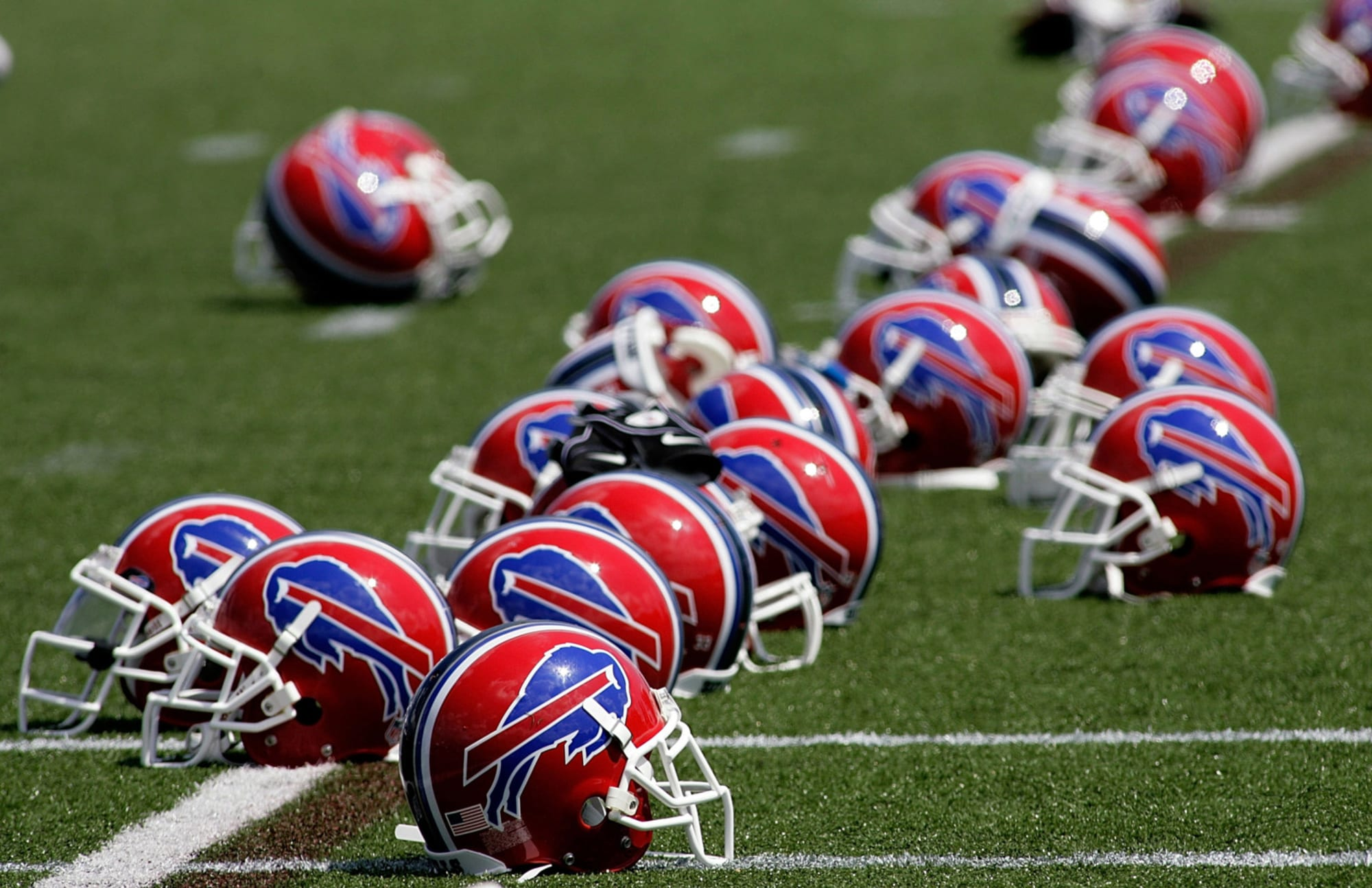 Buffalo Bills training camp will not take place at St. John Fisher in 2020