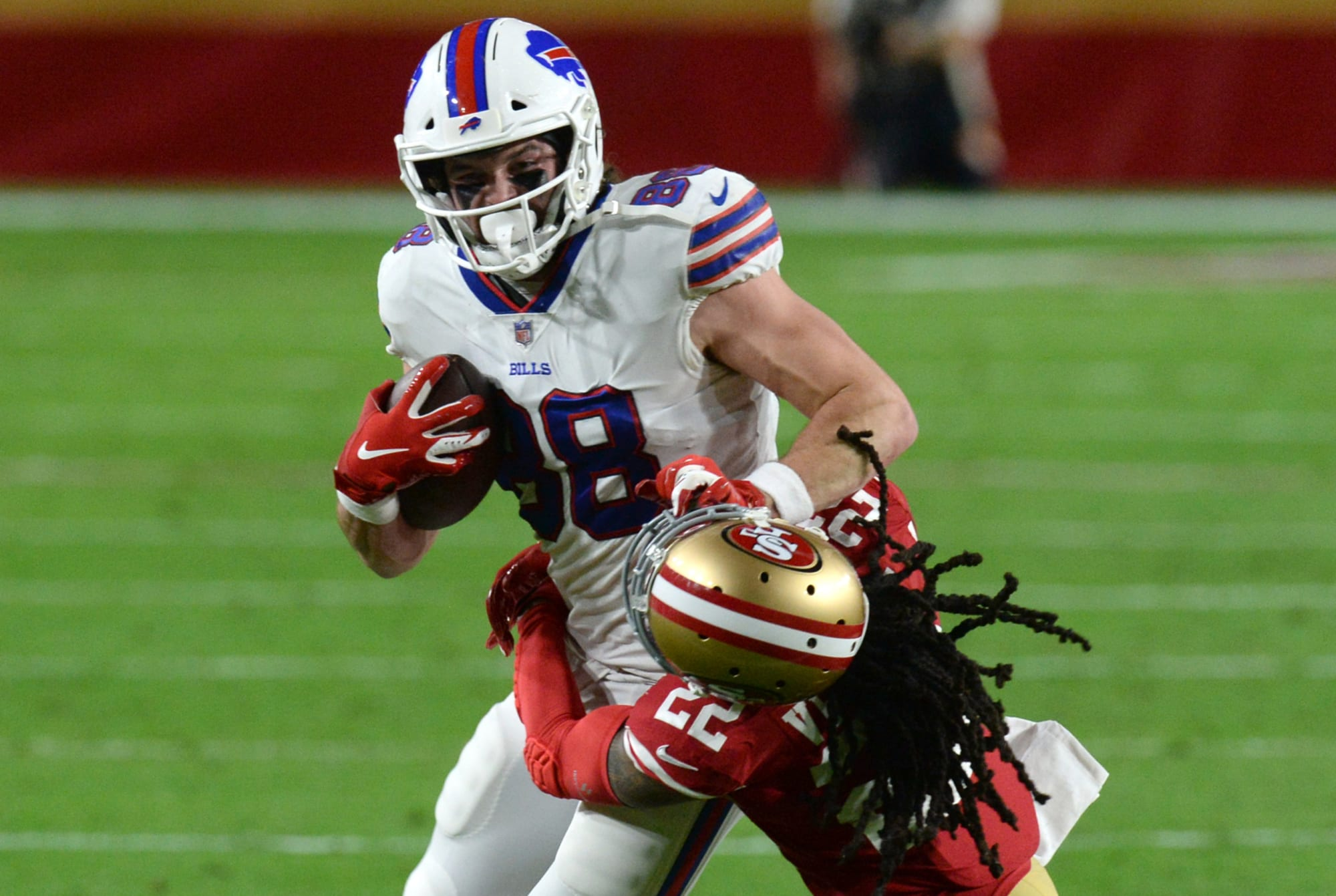 Buffalo Bills: 4 starters who missed first matchup with Kansas City Chiefs