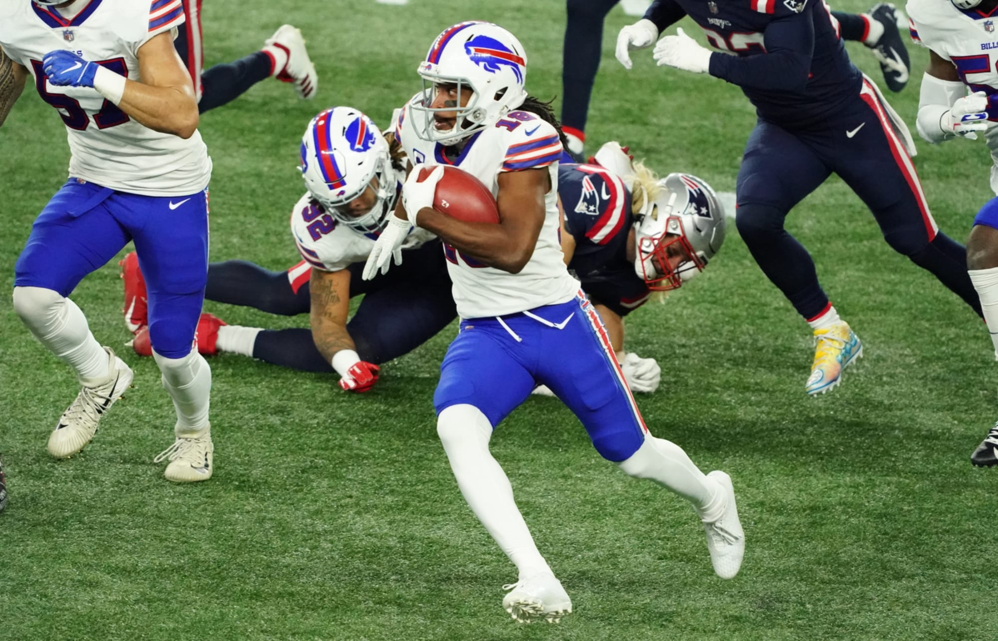 Here's why the Buffalo Bills special teams will remain in top 10