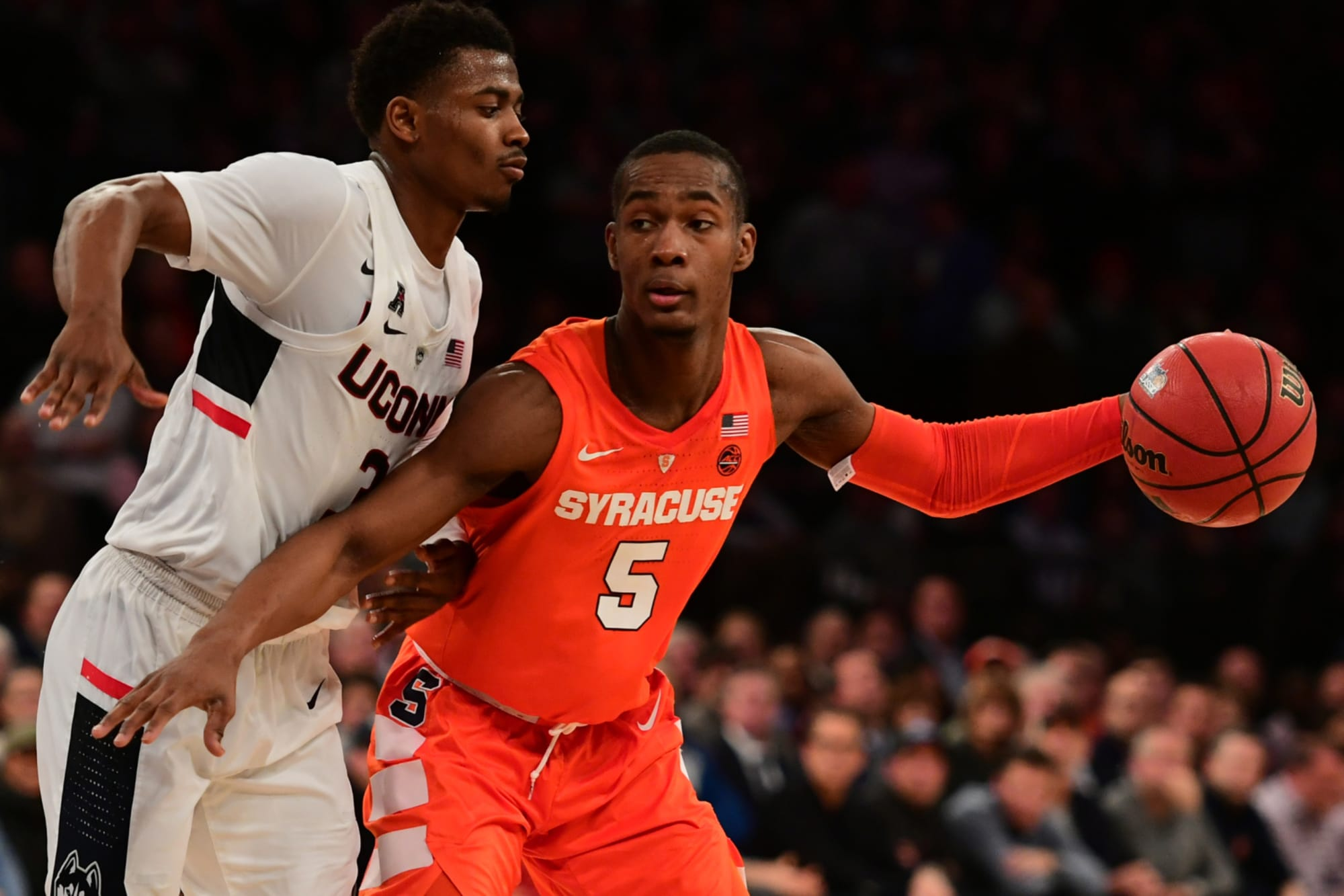 Syracuse Basketball Impact Of 5 Potential Transfers For The Orange