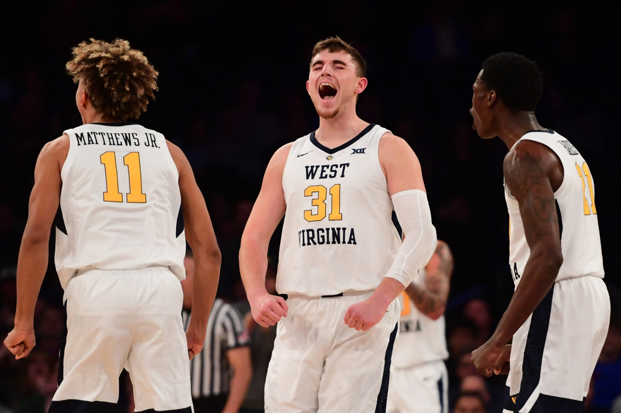 West Virginia Vs Ohio State 2019 20 Basketball Game Preview Schedule