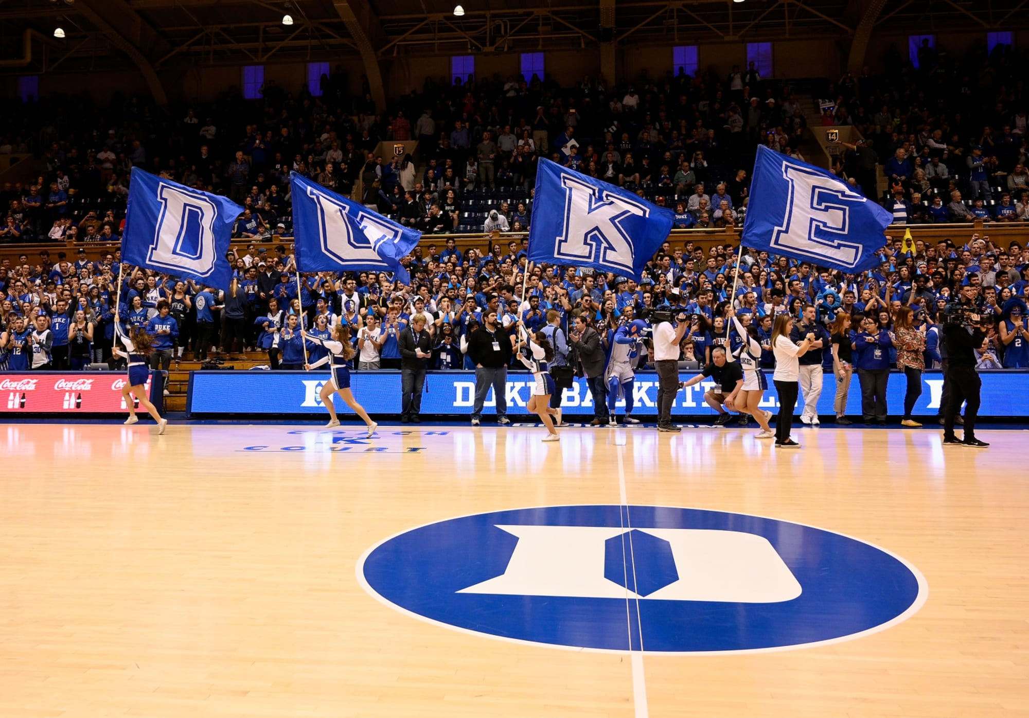 Duke Basketball Blue Devils Host Prospects In Countdown To Craziness