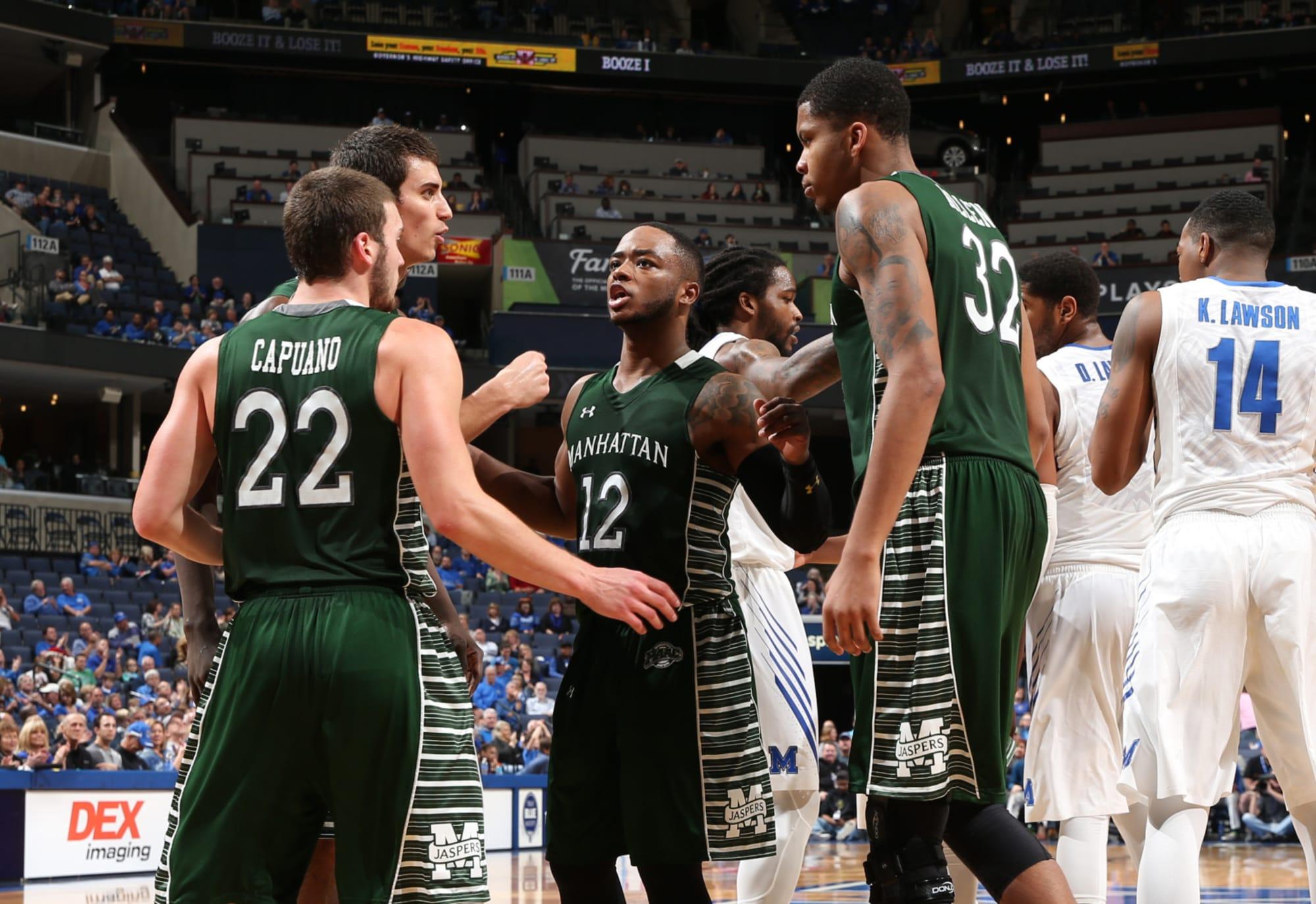 NCAA Basketball: 6 teams that should target Manhattan transfer Pauly Paulicap