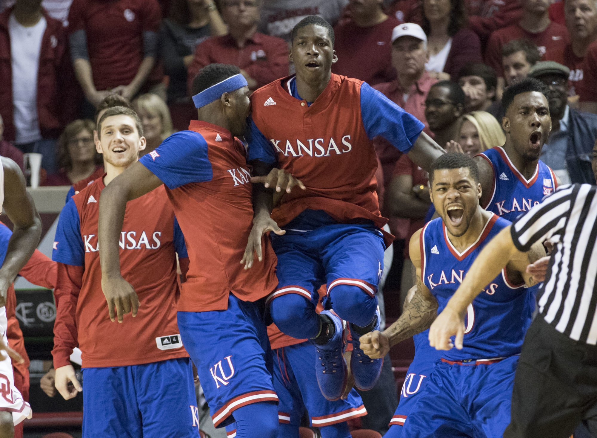 Oklahoma State vs. Kansas: Game preview, TV schedule ...