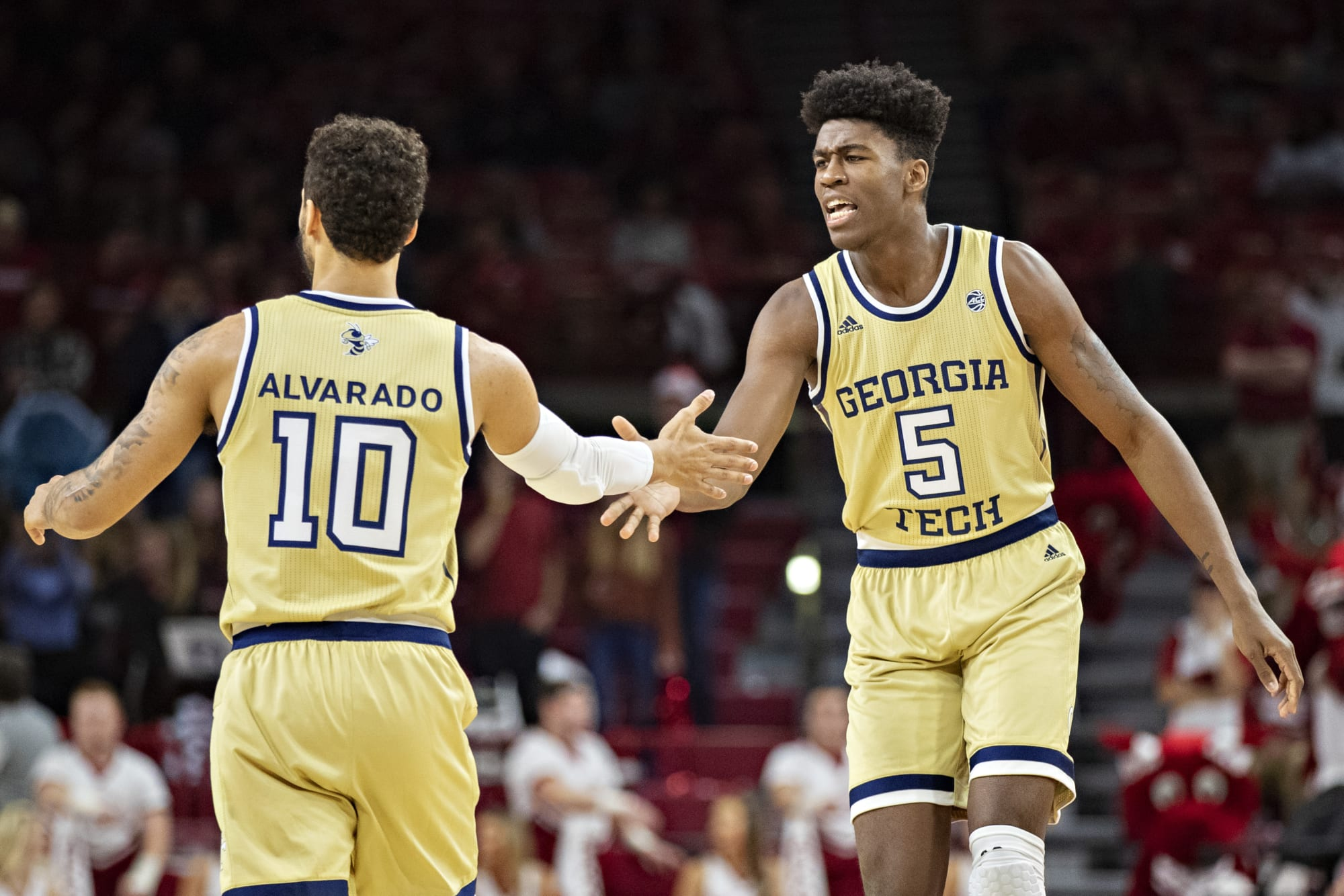 Georgia Tech Basketball: Yellow Jackets score big with top-50 Dallan Coleman