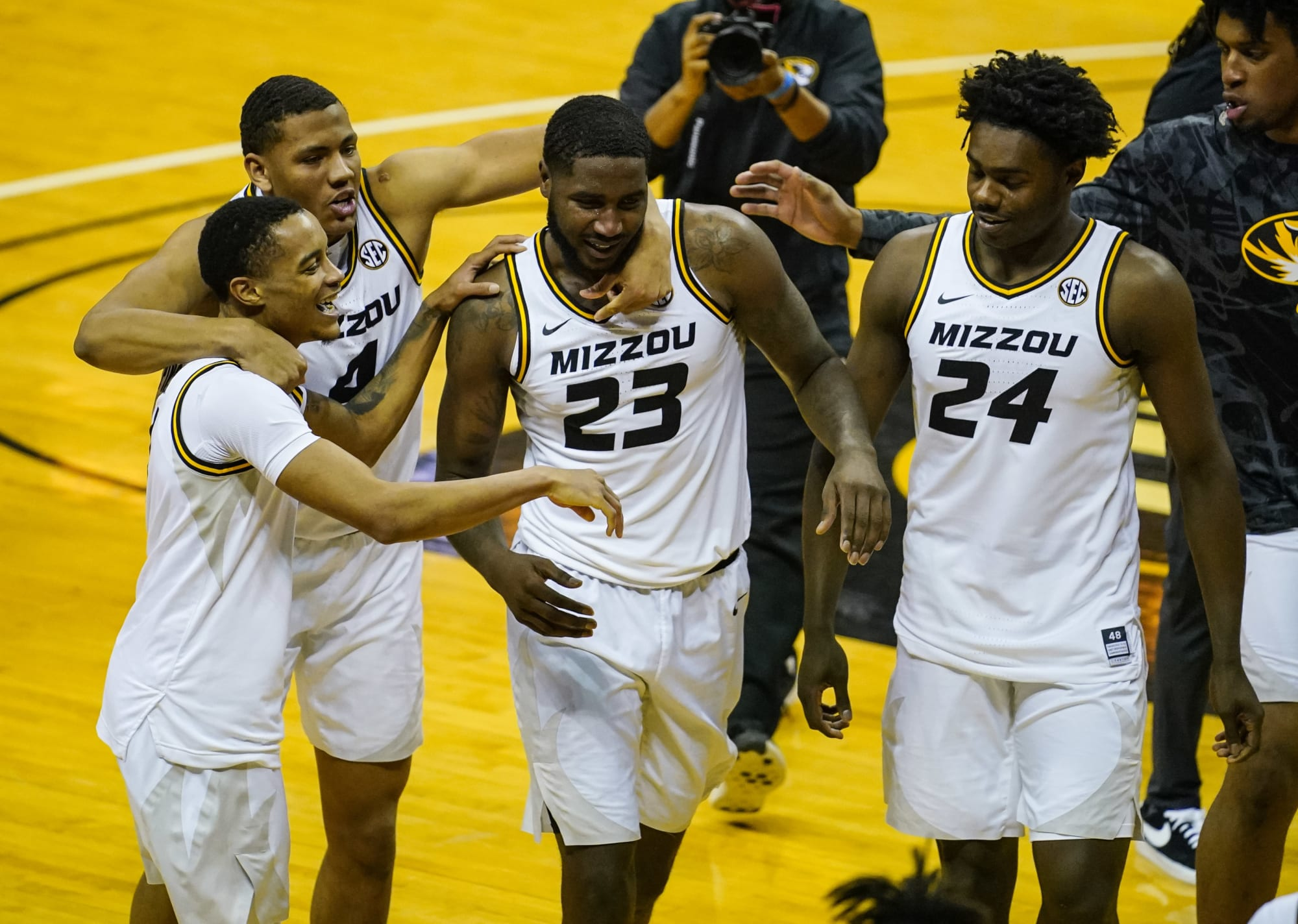Missouri Basketball: Where do Tigers rank in the SEC after Tennessee win?