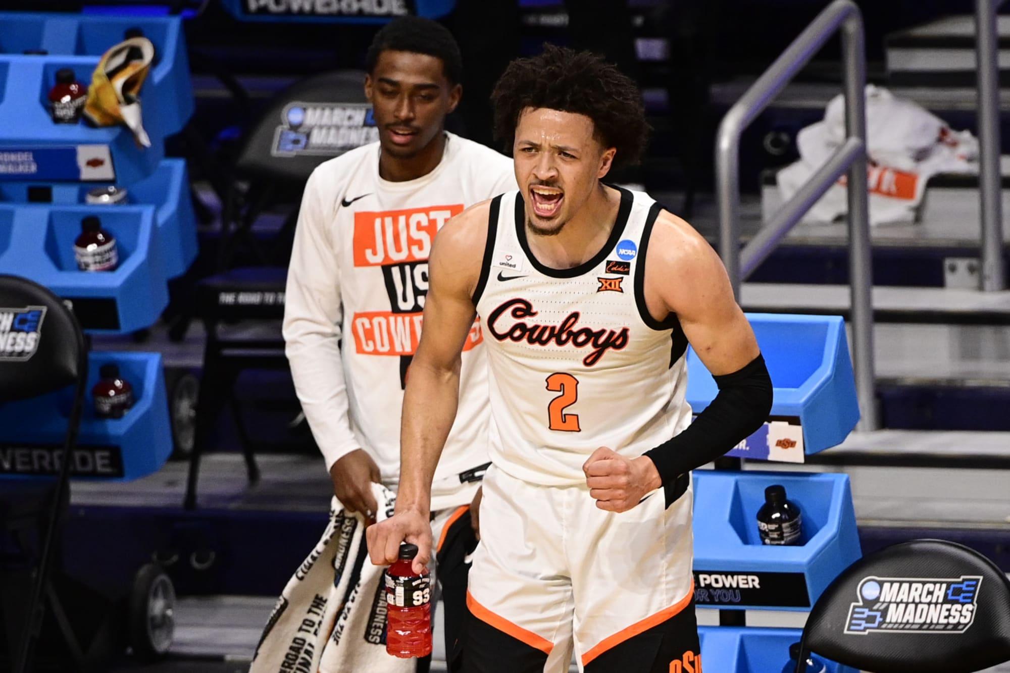 Davion Mitchell, Chris Duarte rises in latest 2021 NBA Draft Big Board