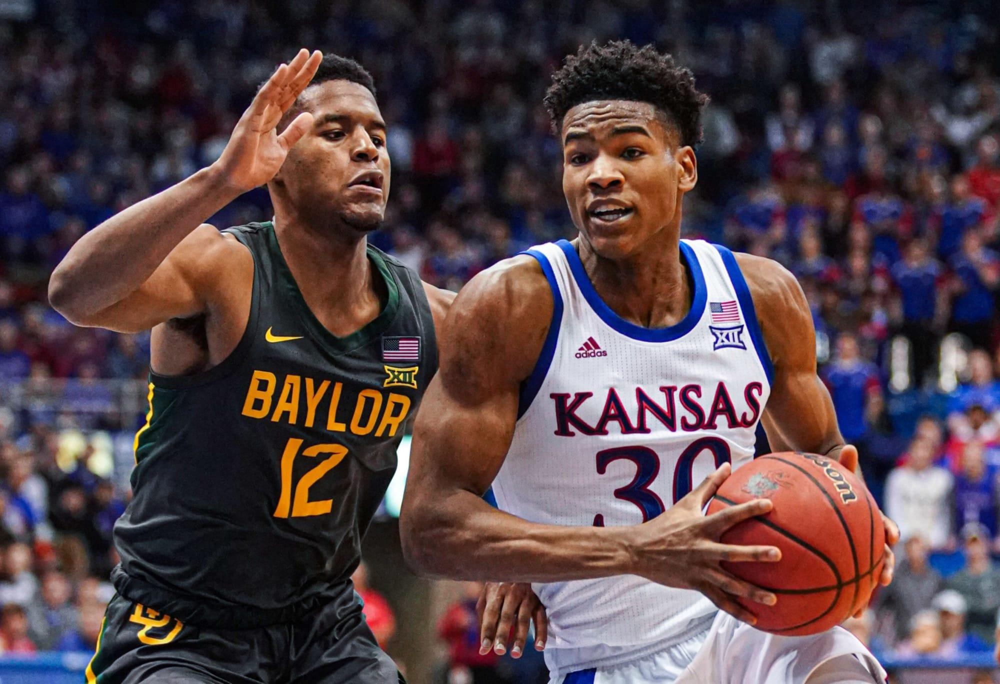 Kansas vs. Baylor: 2020-21 college basketball game preview, TV schedule