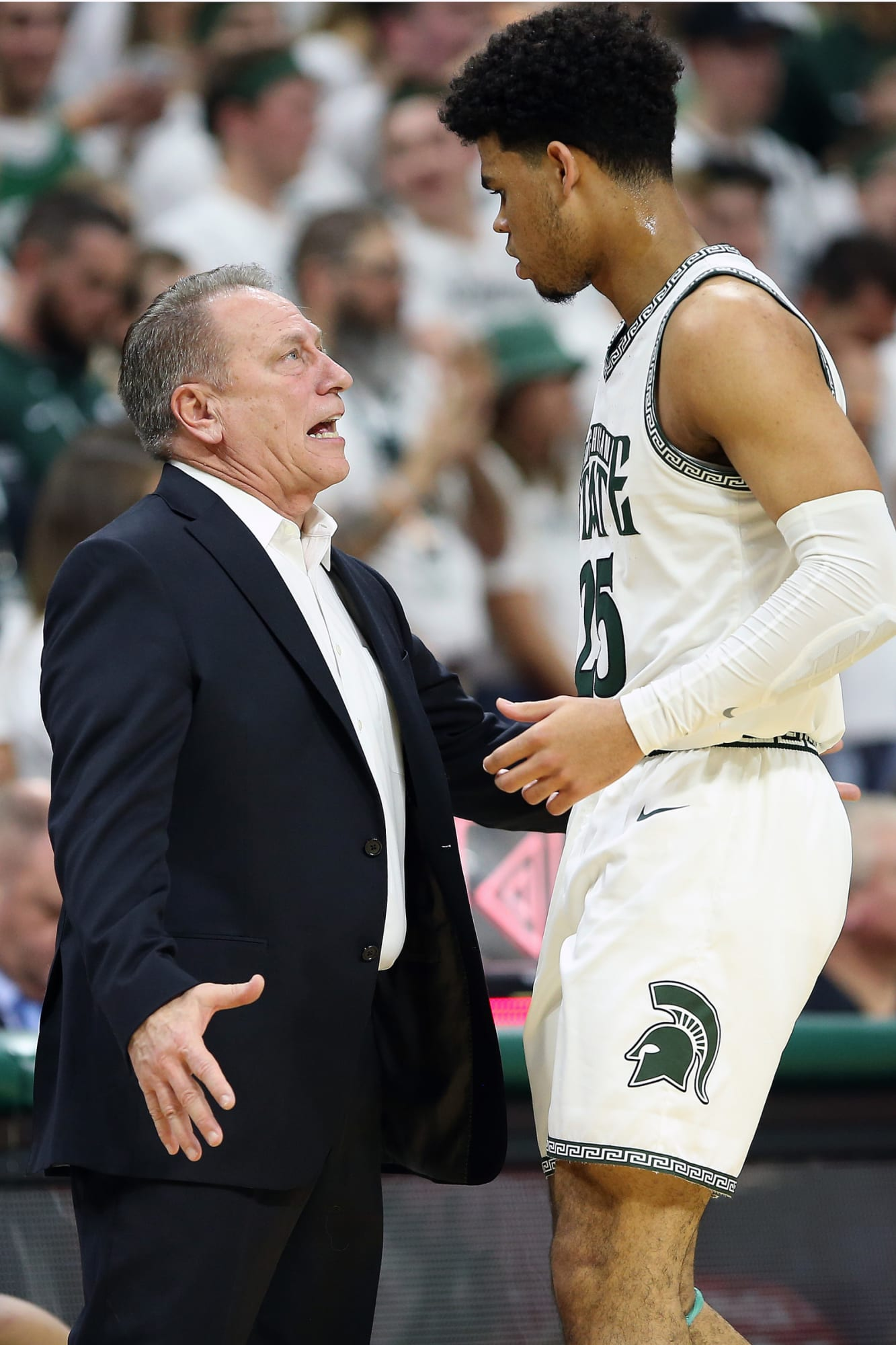 Michigan State Basketball: Takeaways from close win over Detroit Mercy