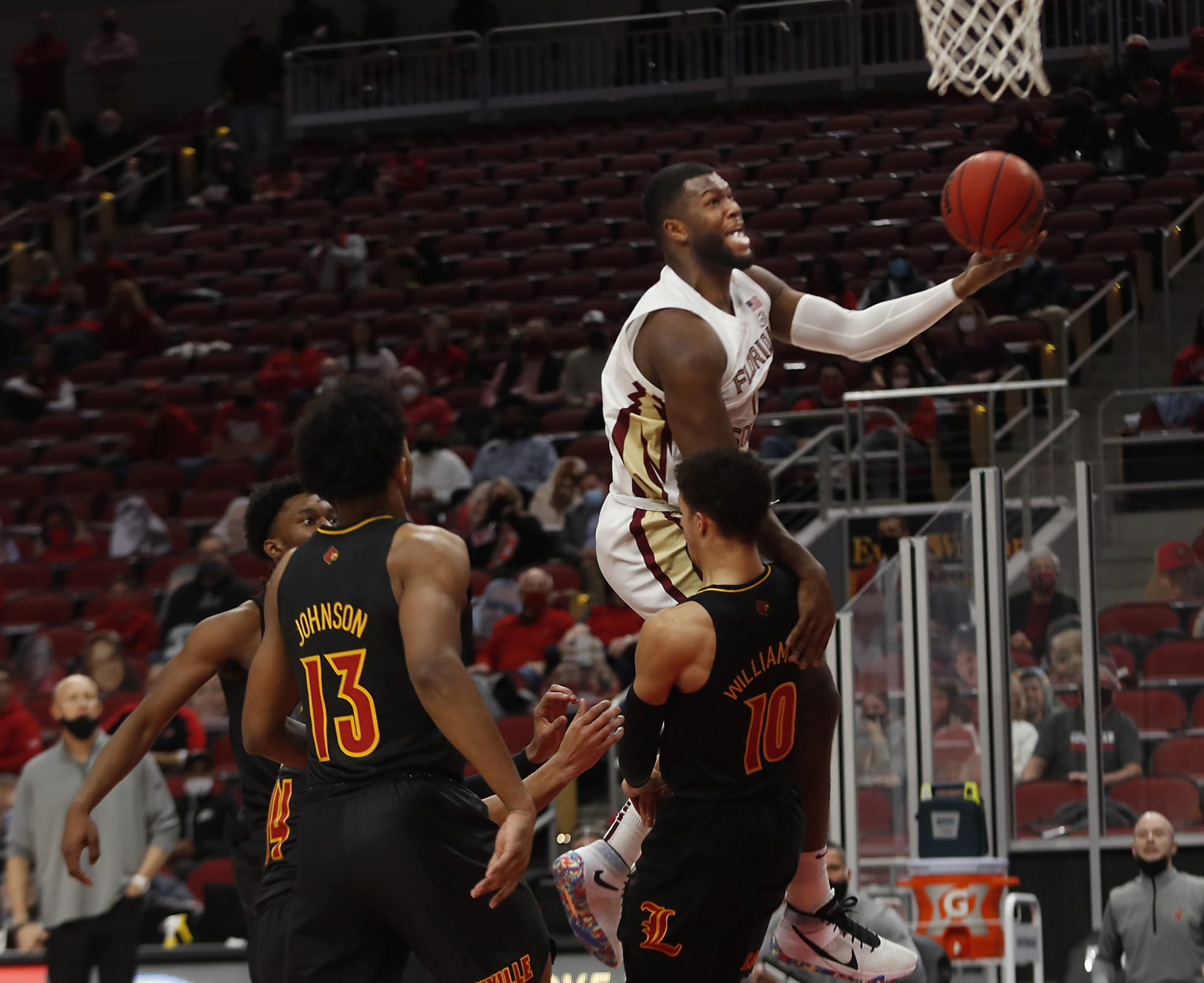 Florida State basketball: Takeaways from fourth-straight win vs. Louisville