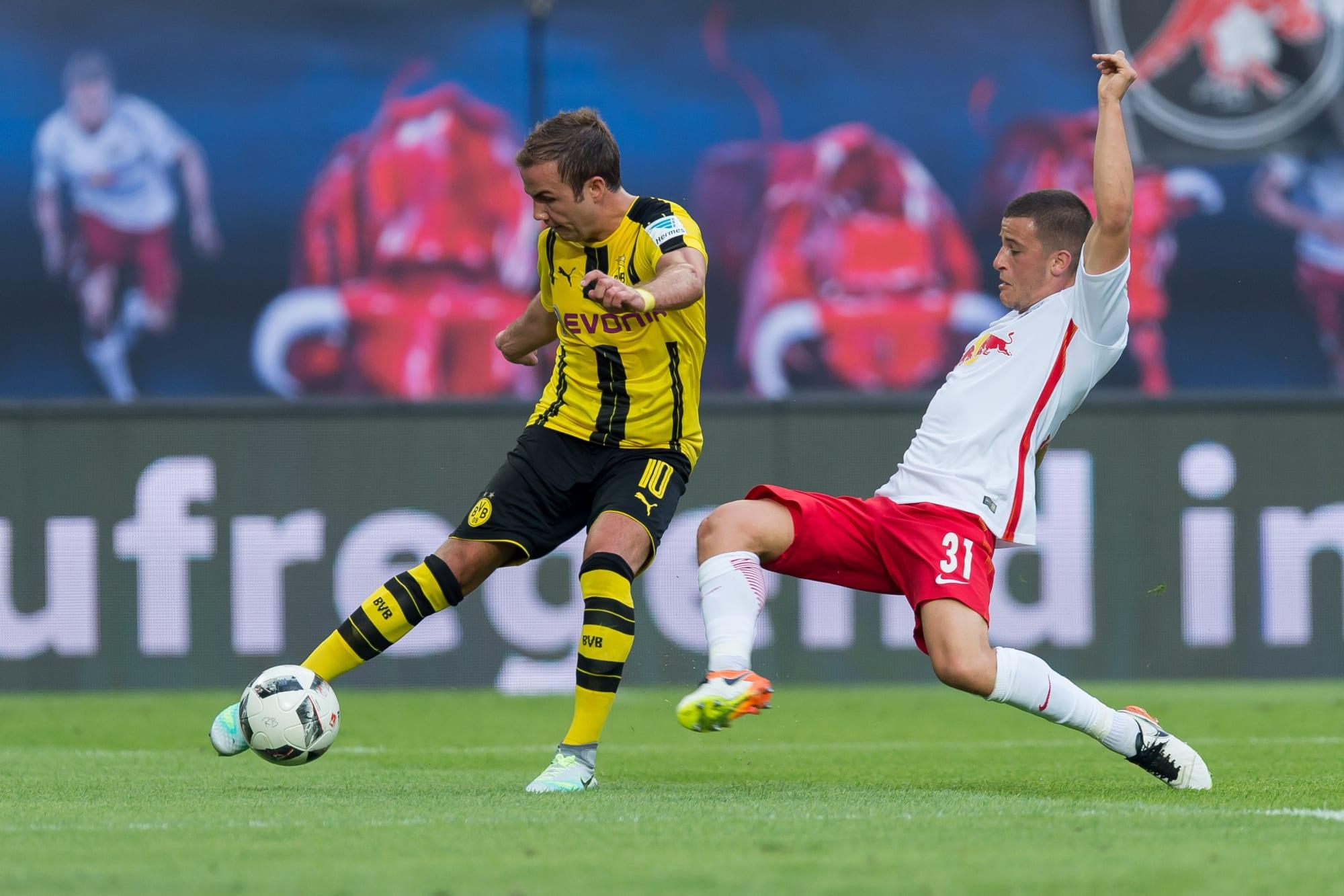 Rb Vs Dortmund