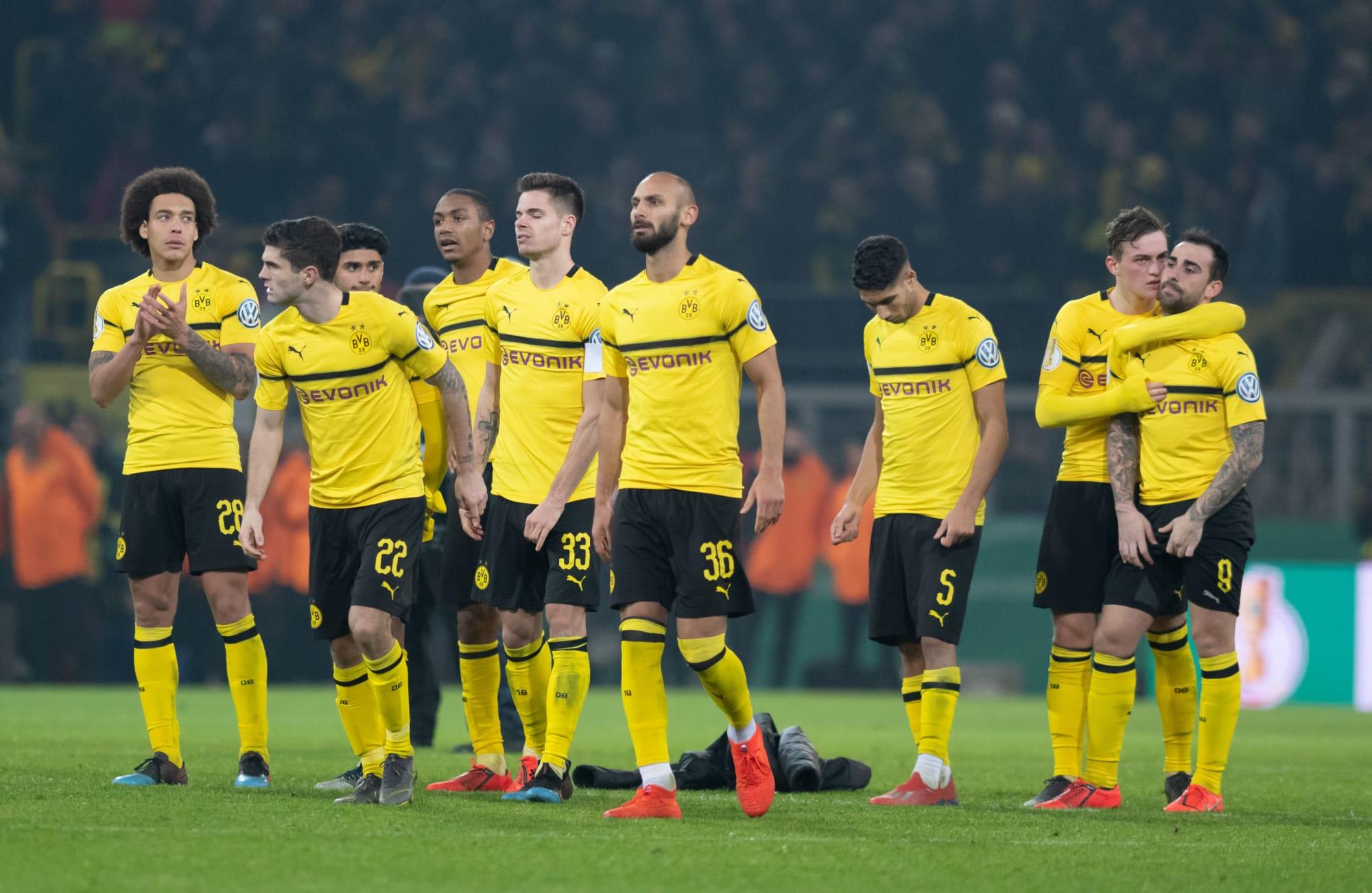 Dortmund Bremen Dfb Pokal