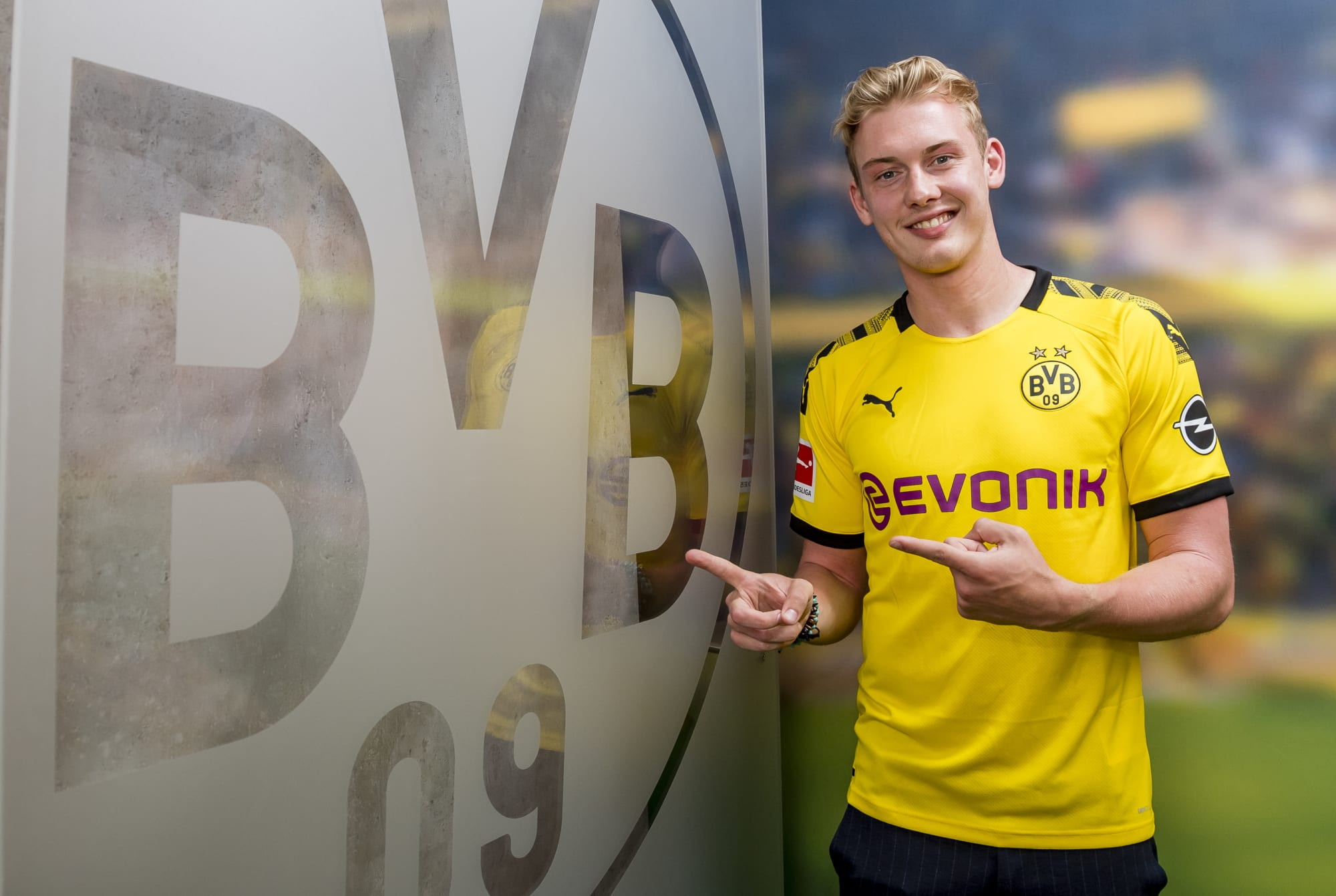 Getting To Know Julian Brandt Borussia Dortmund S New Midfield Maestro Page 3