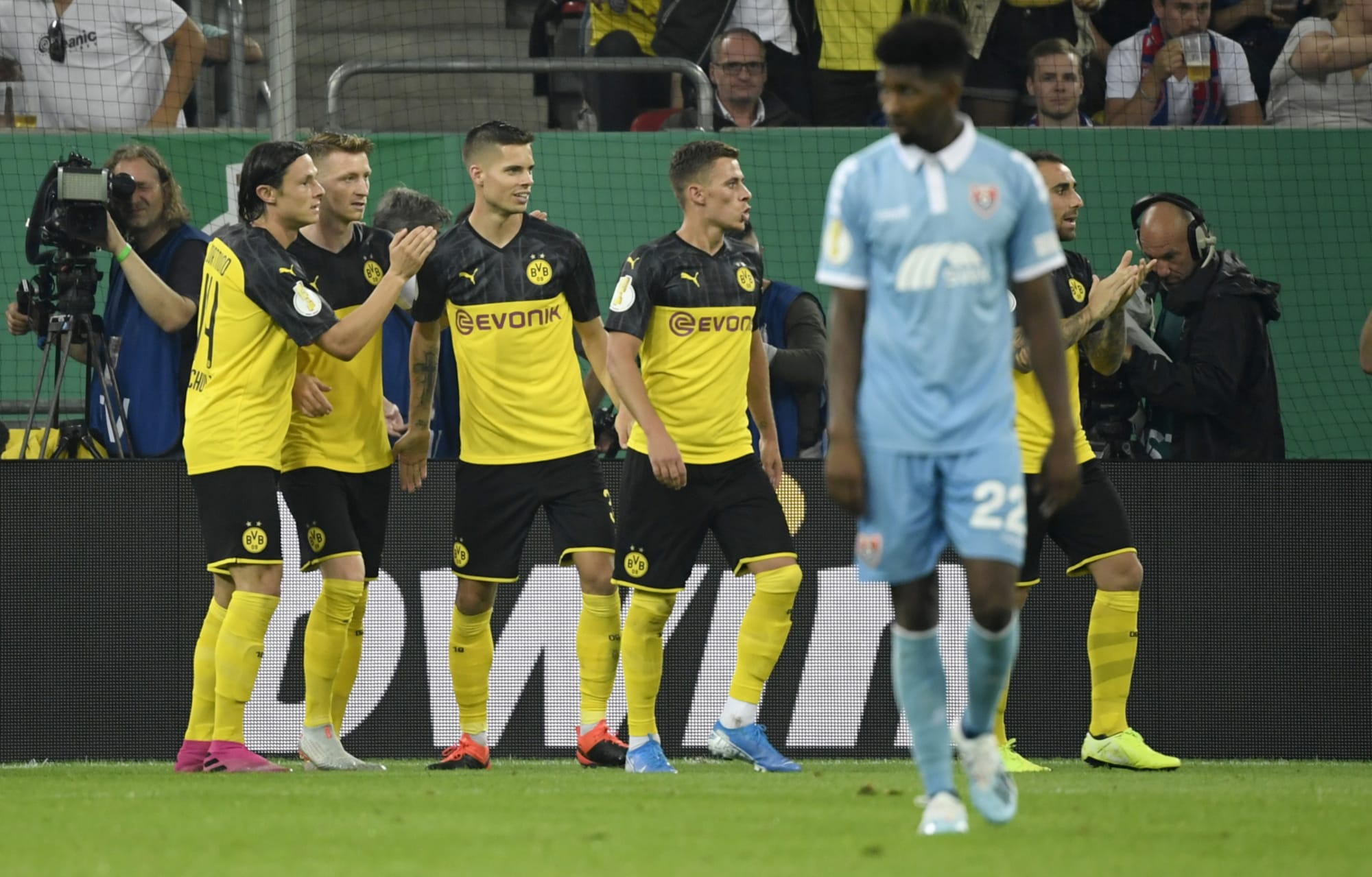 Pokal Uerdingen Dortmund