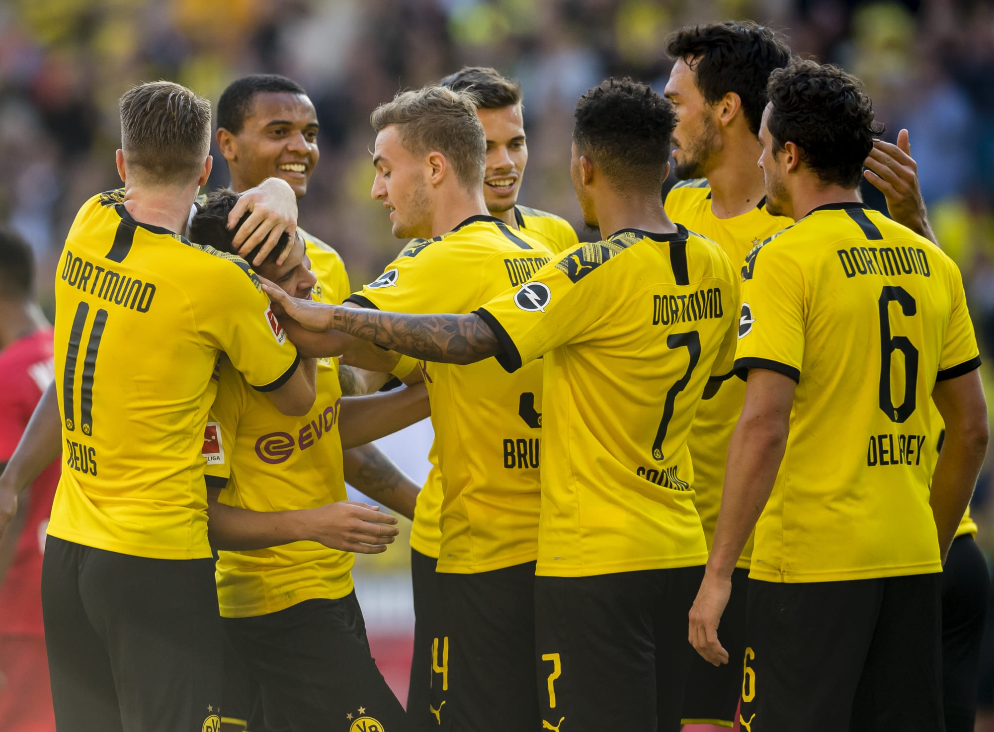 Dortmund - Leverkusen