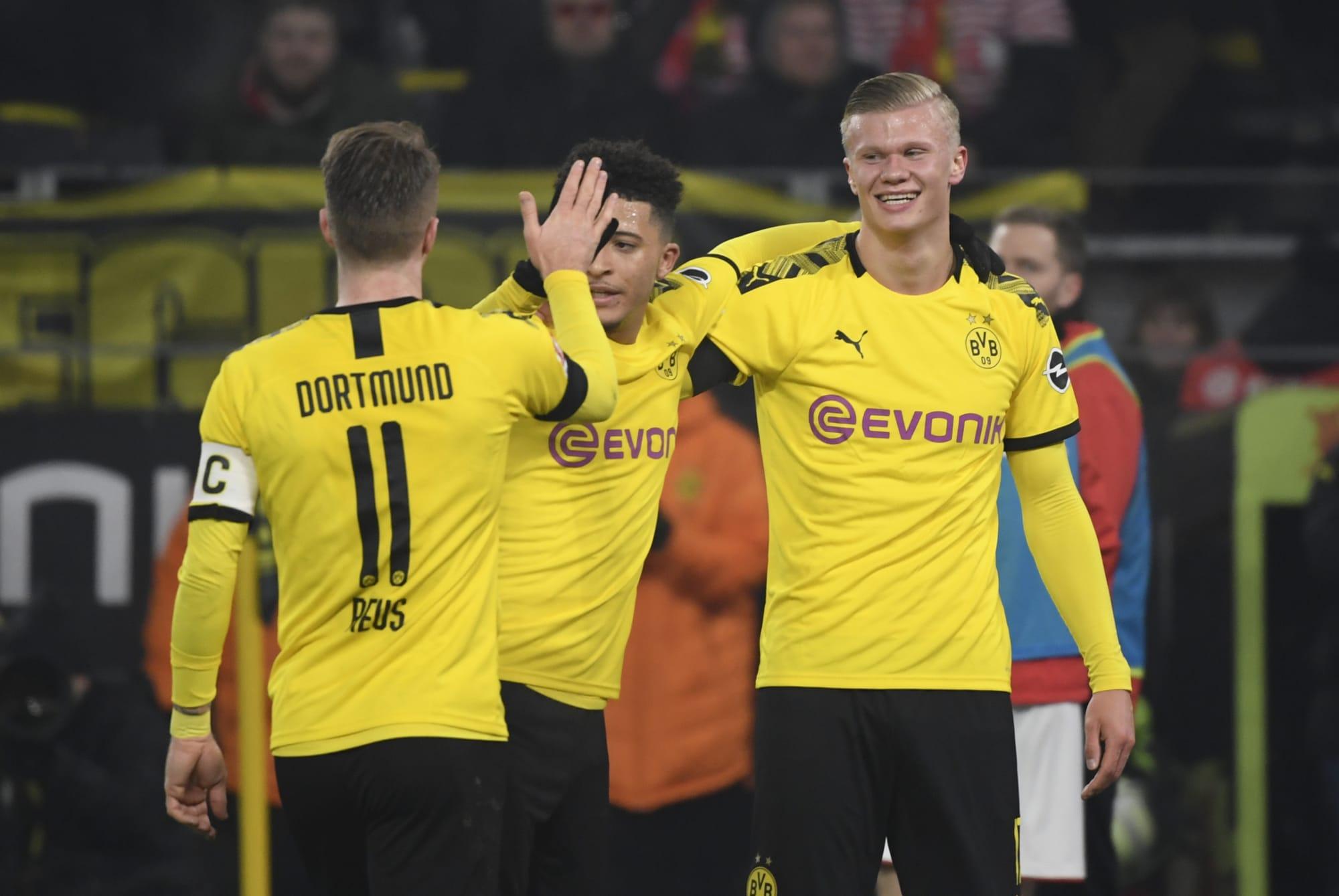 Borussia Dortmund 2019/2020 Player Ratings: Attackers