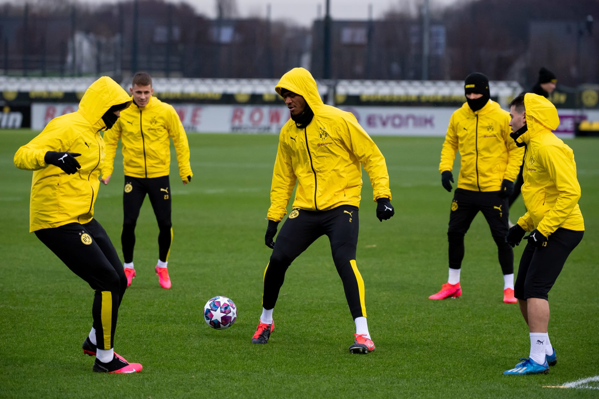 All coronavirus tests negative: Borussia Dortmund set to start training on Monday