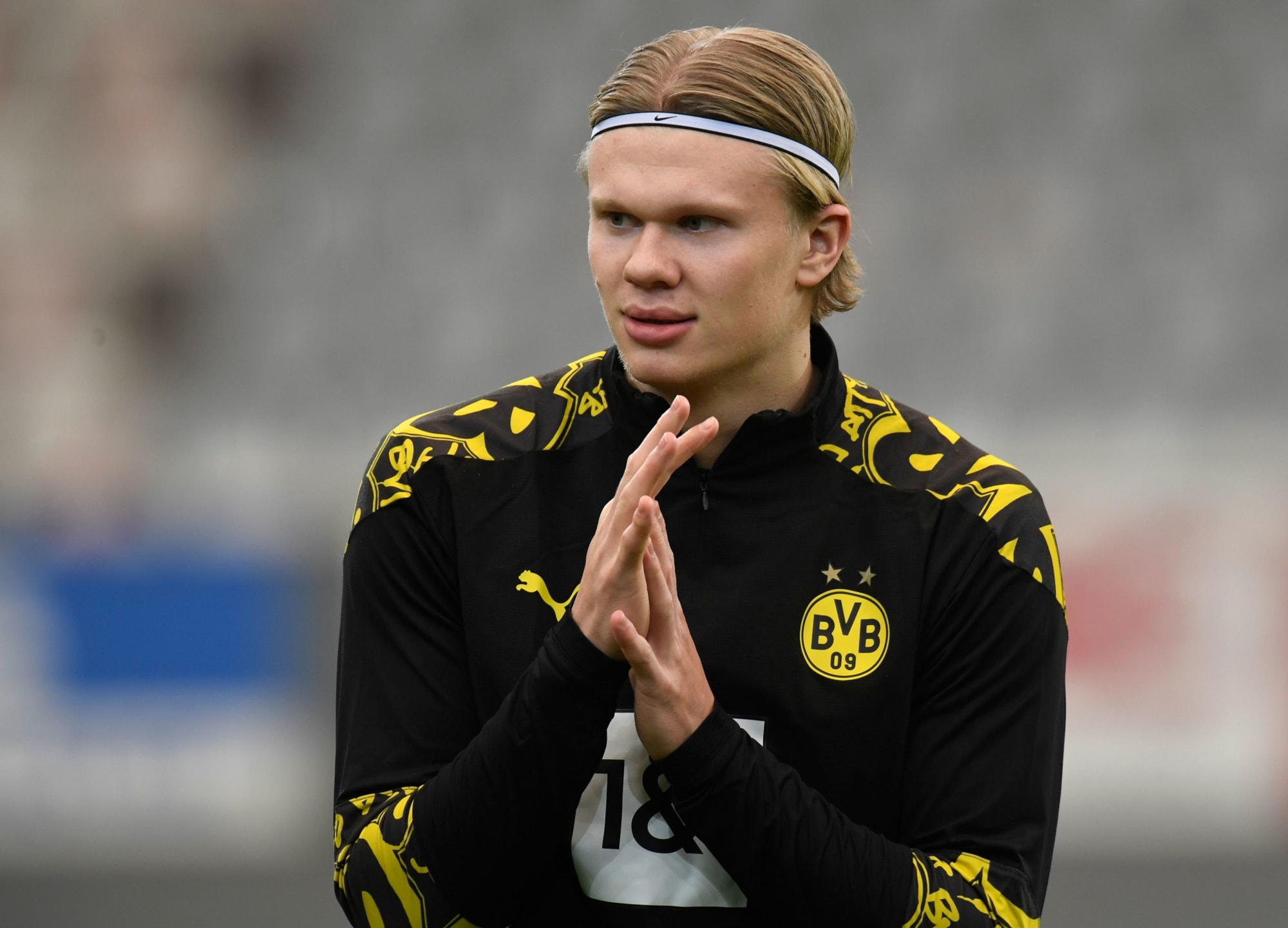 Erling Haaland's Borussia Dortmund release clause in 2022 likely to be 'more than €80 million'