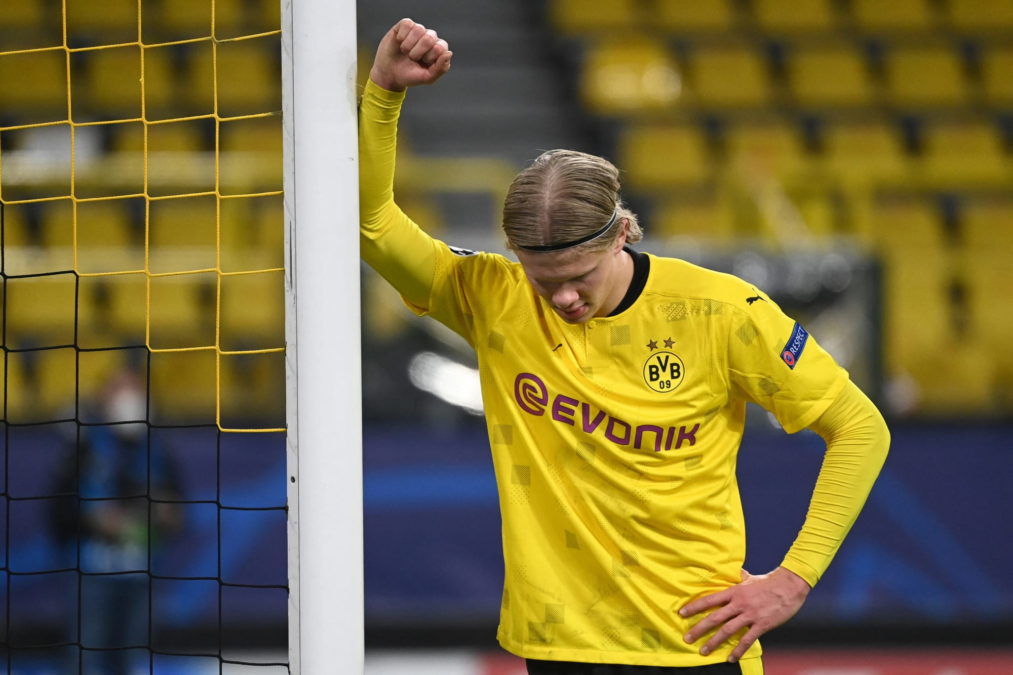 Borussia Dortmund player ratings from defeat to Manchester City