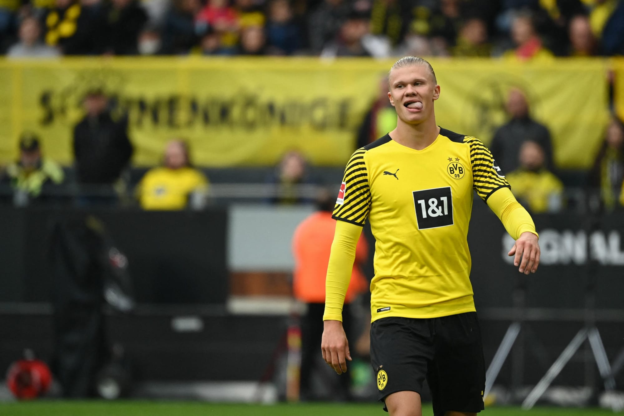 Erling Haaland could be out until December with injury