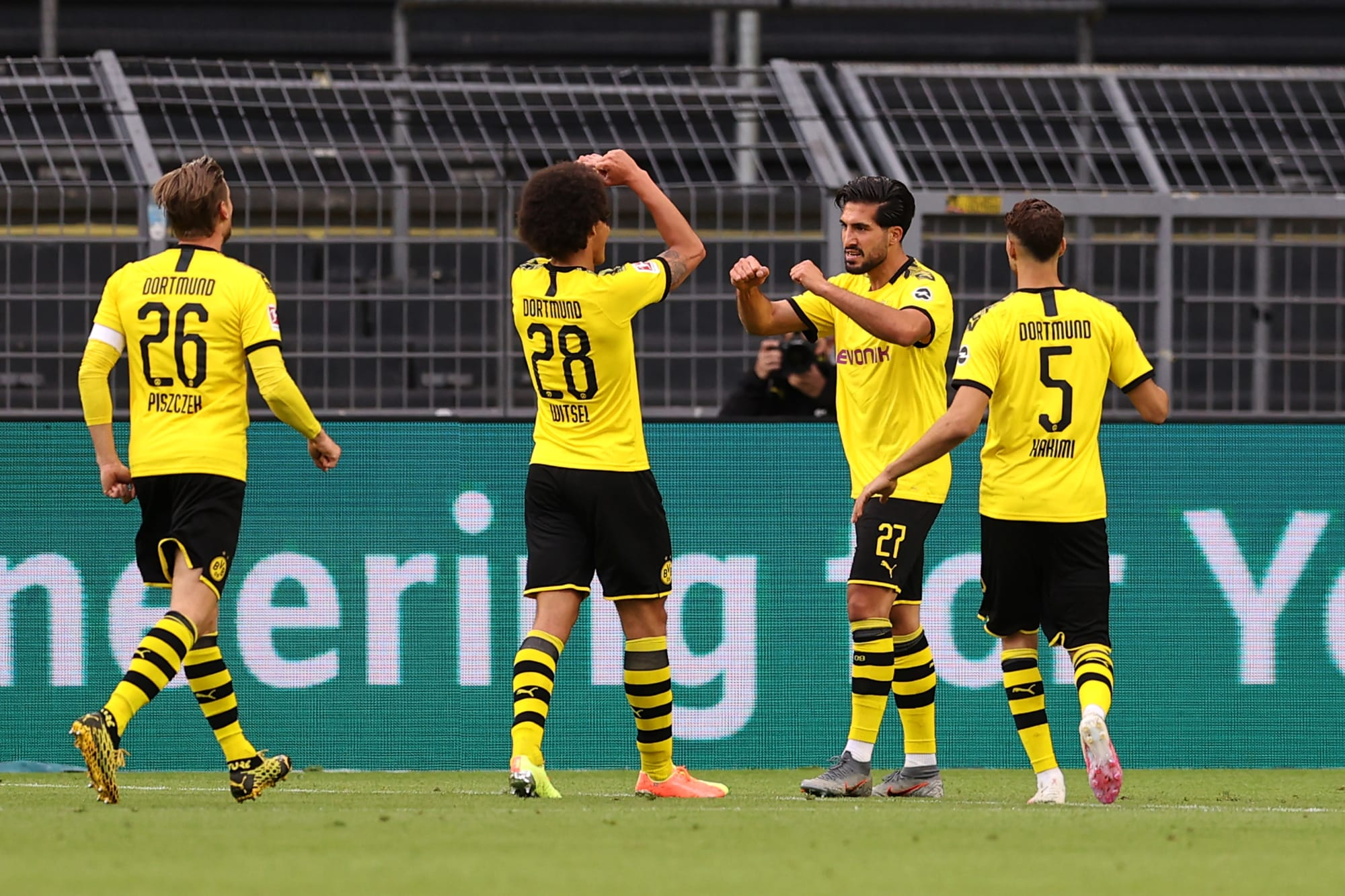 Borussia Dortmund player ratings from narrow win over Hertha Berlin: Emre Can stars on both ends of the pitch
