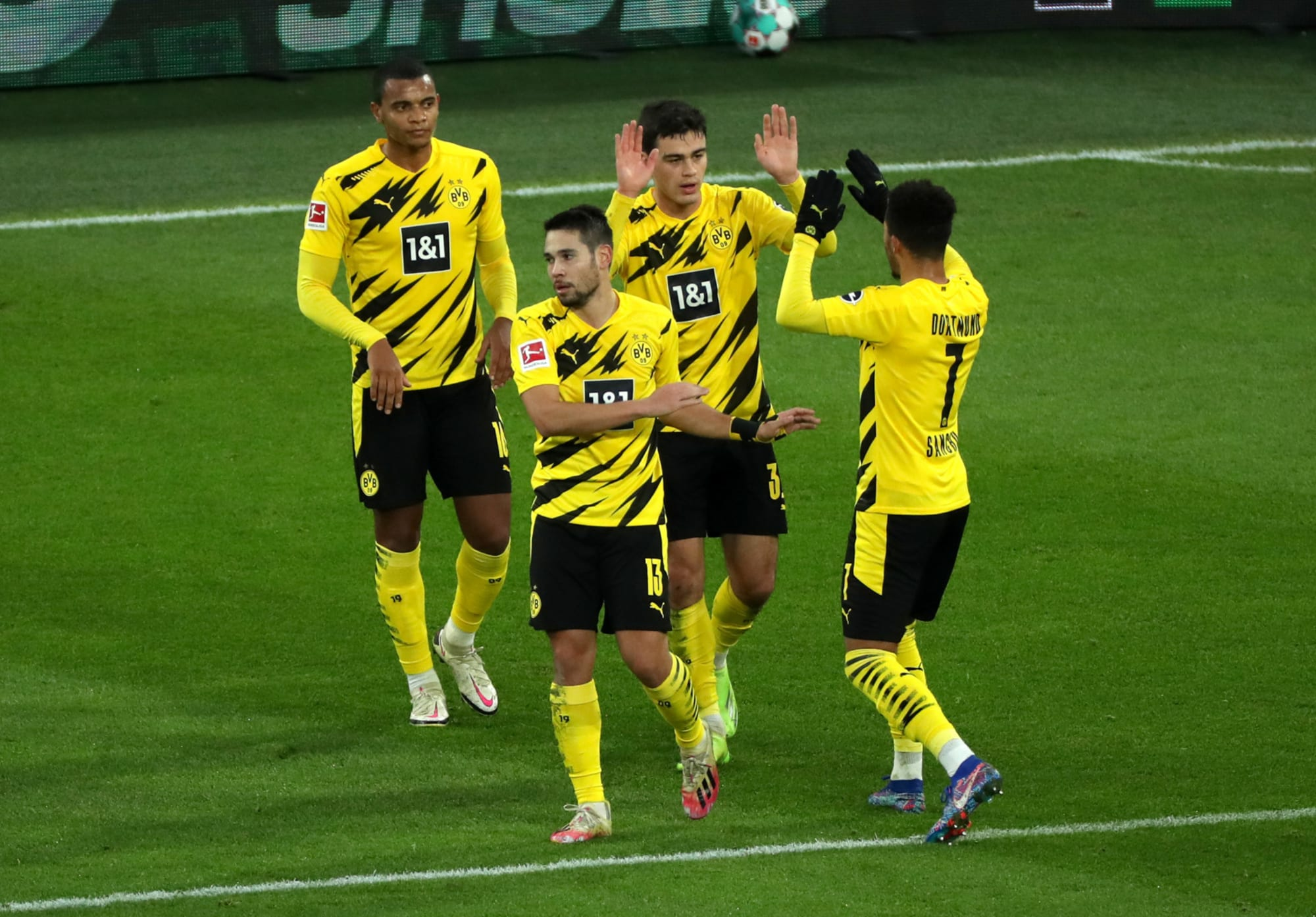 Expected Borussia Dortmund lineup for Union Berlin clash