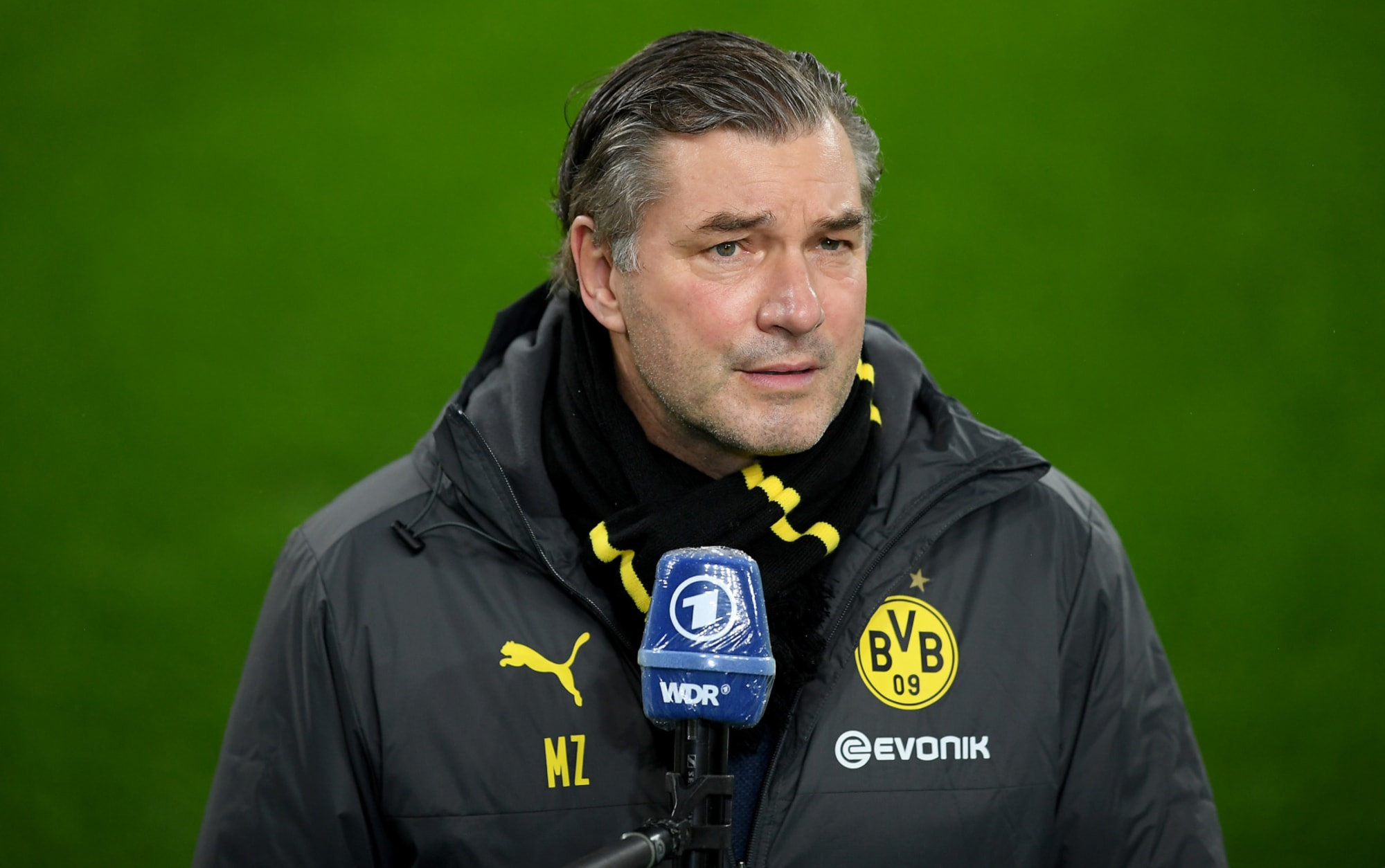 Michael Zorc not giving up on Borussia Dortmund's top four hopes