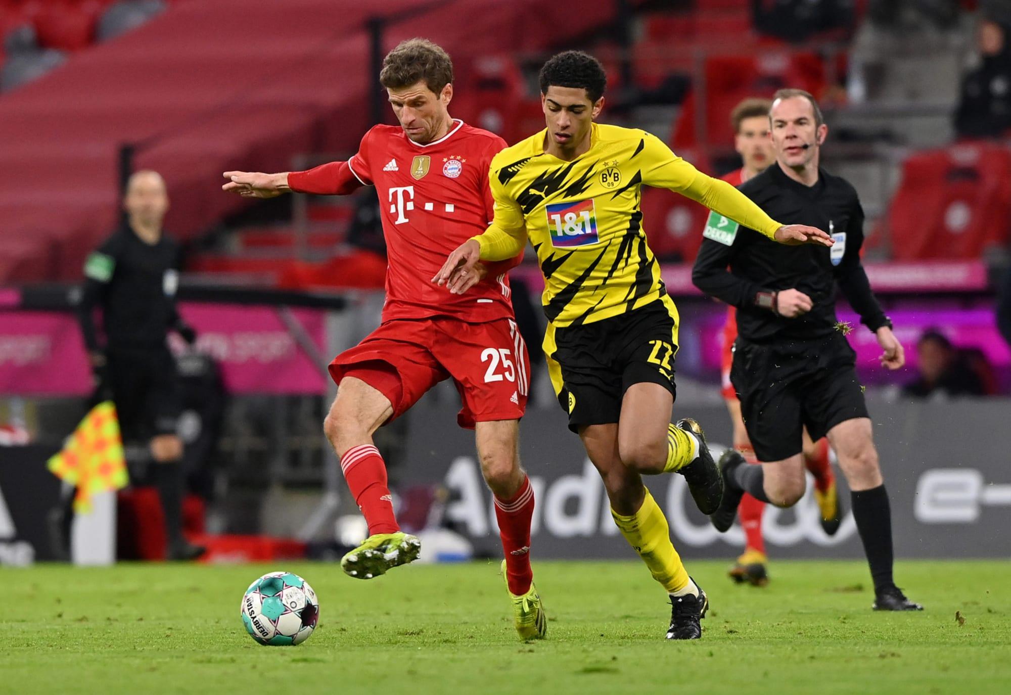 Watch Borussia Dortmund vs Bayern Munich: Live Stream, TV info DFL-Supercup clash
