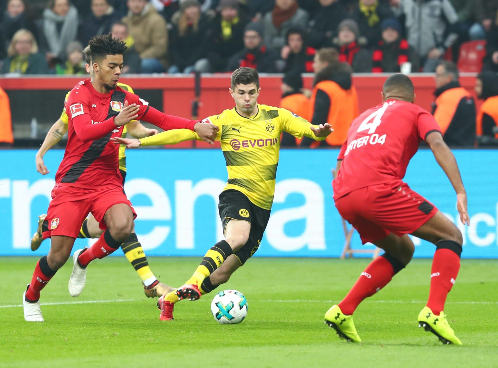 Leverkusen Vs