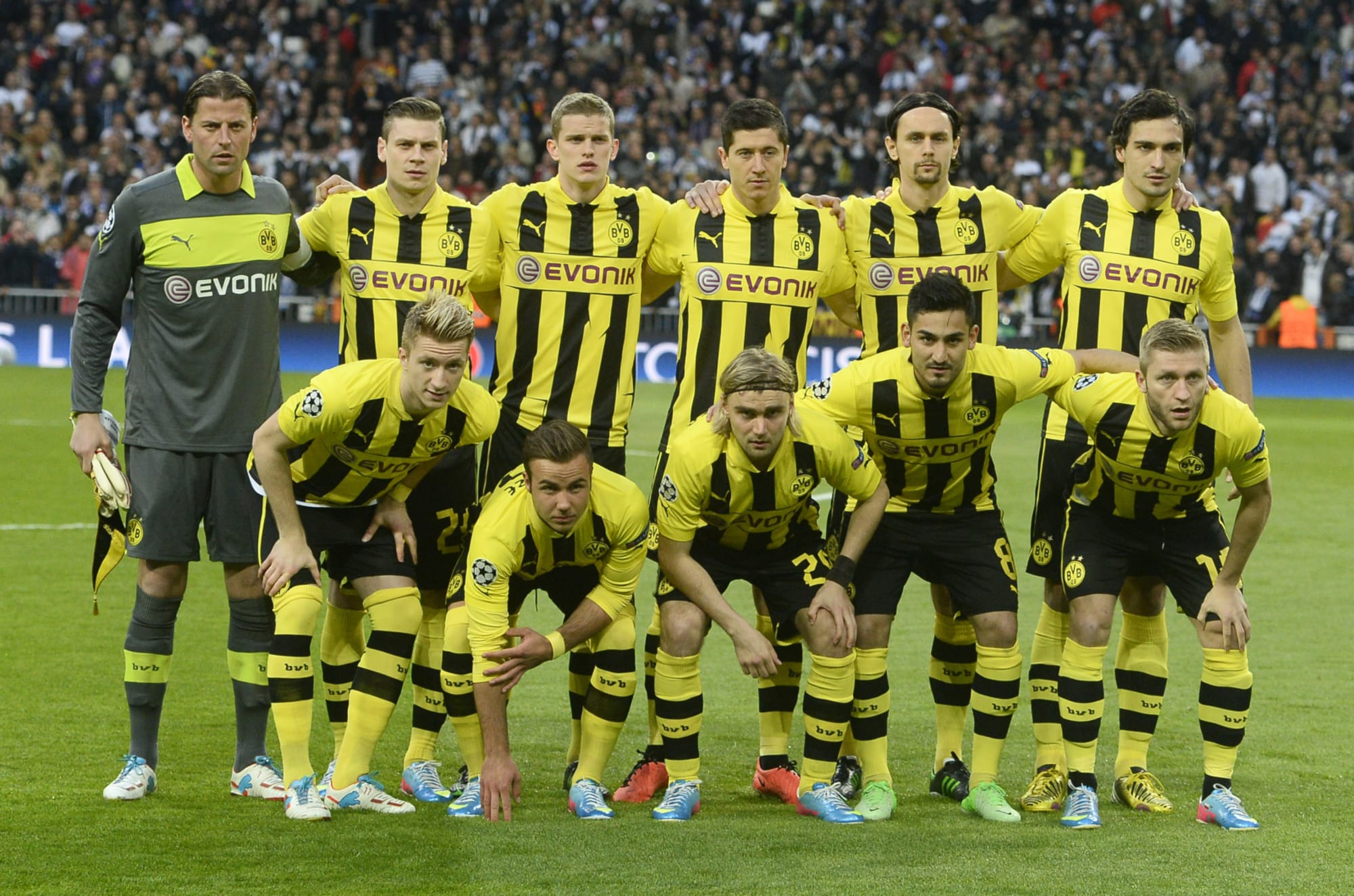 Highs And Lows From Borussia Dortmund S 2012 13 Season