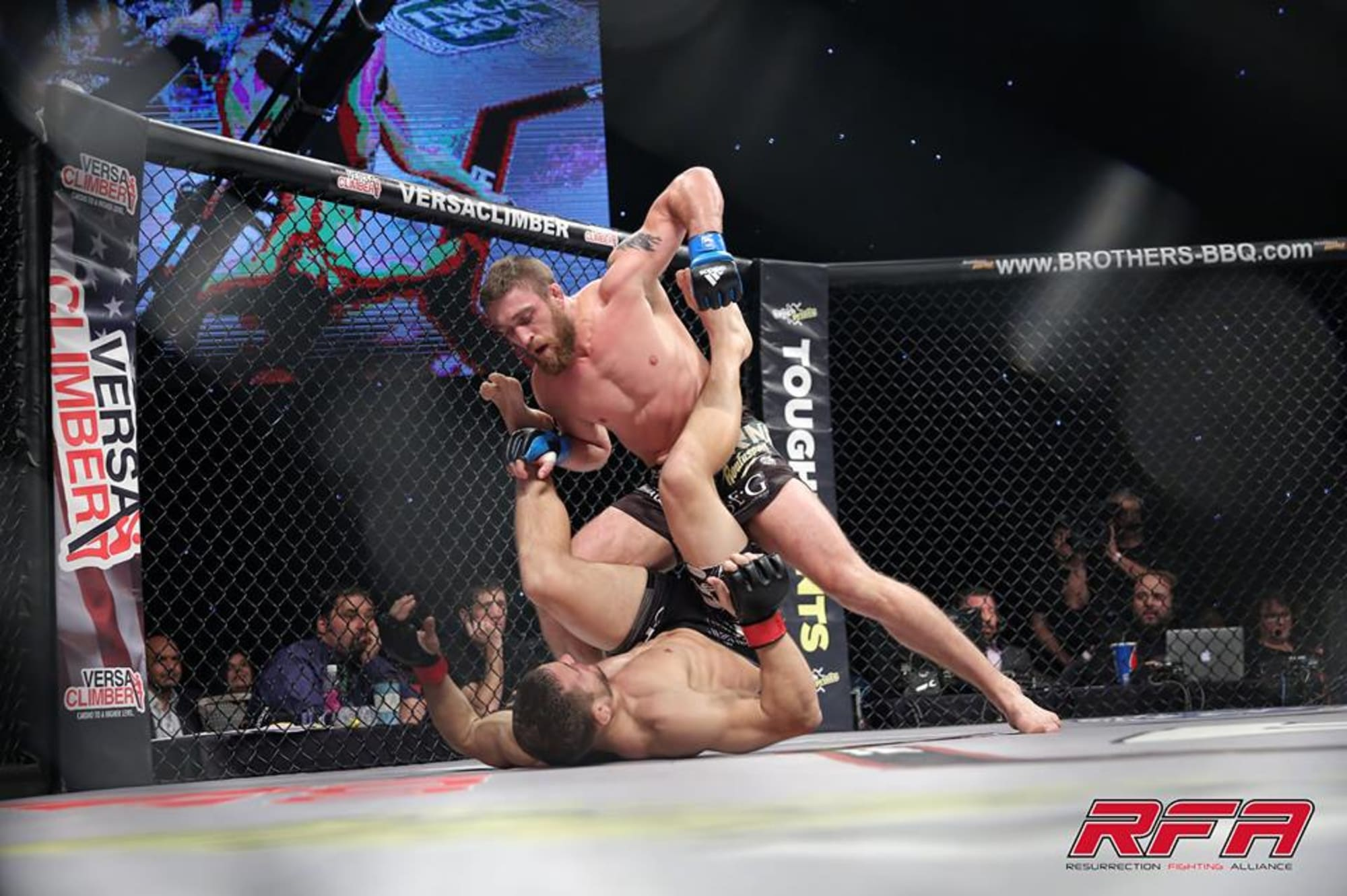 Ufc Albany Getting To Know Newcomer Gerald Meerschaert