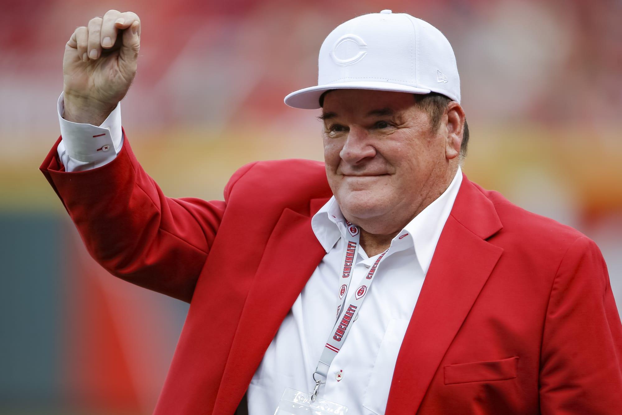 Cincinnati Reds: Pete Rose cannot stop himself
