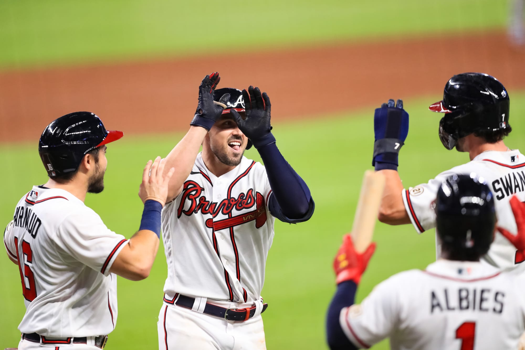 Atlanta Braves Hit Grand Slam While Up 25 9 Where S The Outrage