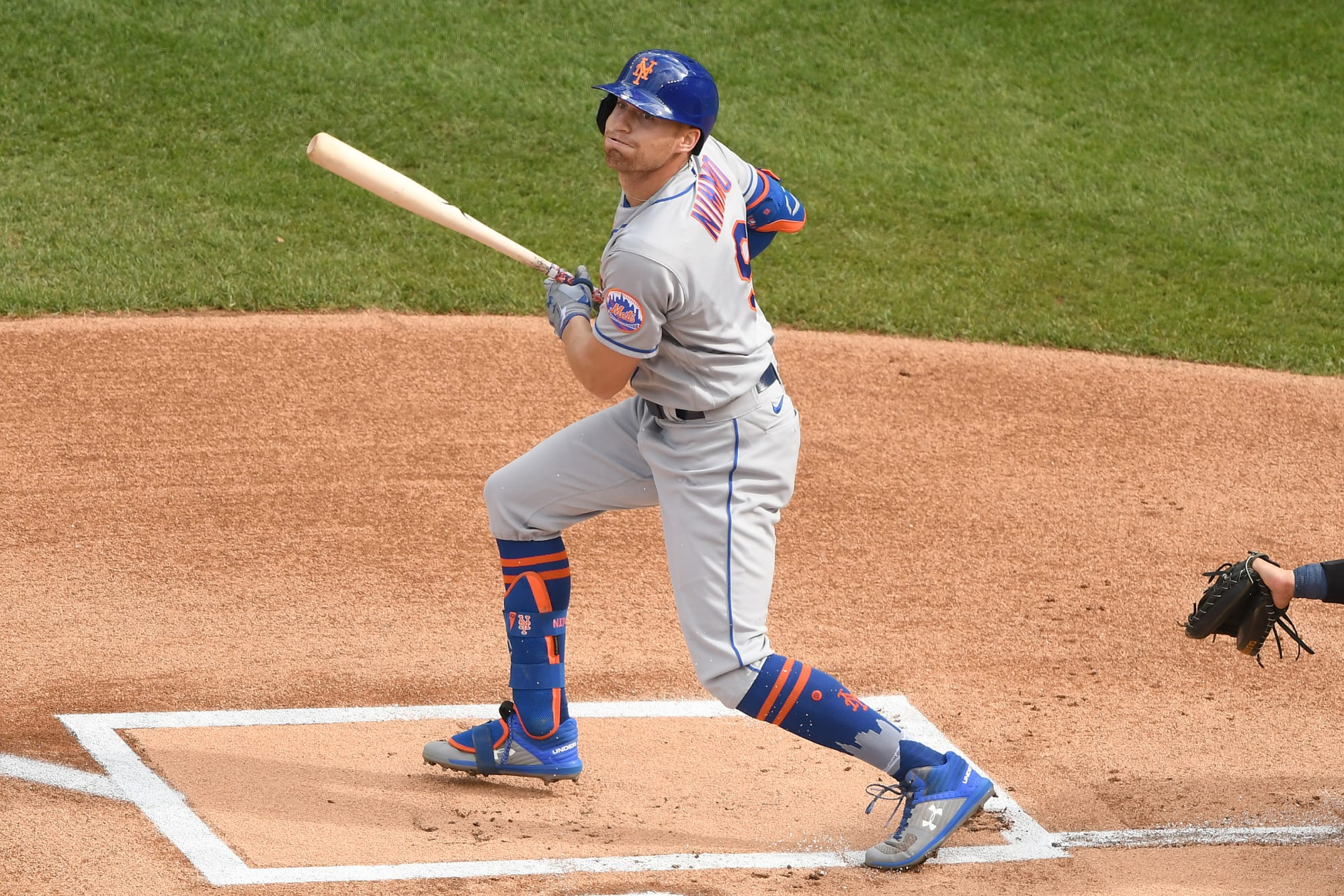 New York Mets finding offensive spark from unlikely suspect