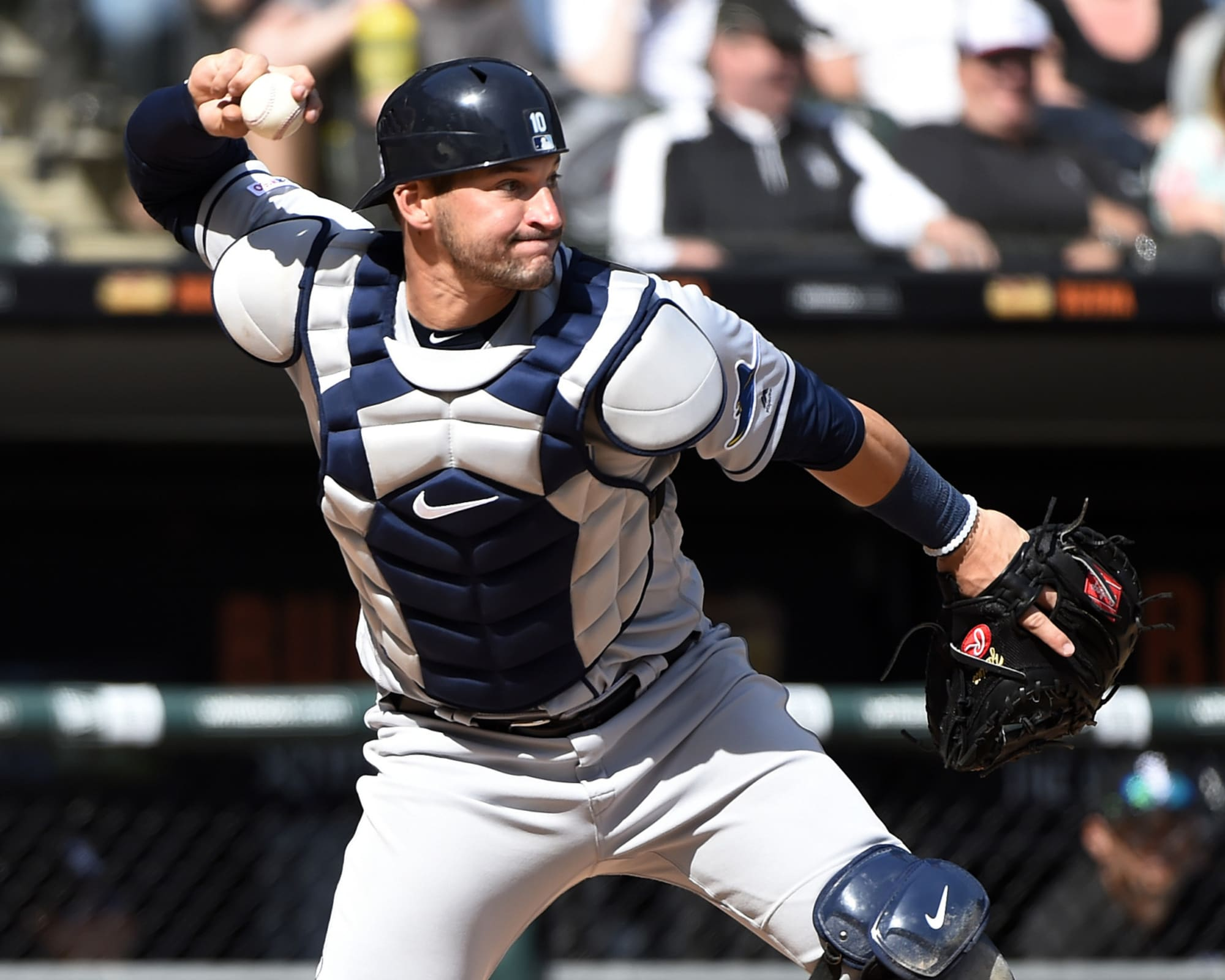 Tampa Bay Rays The Catcher Quandary Is Mystifying
