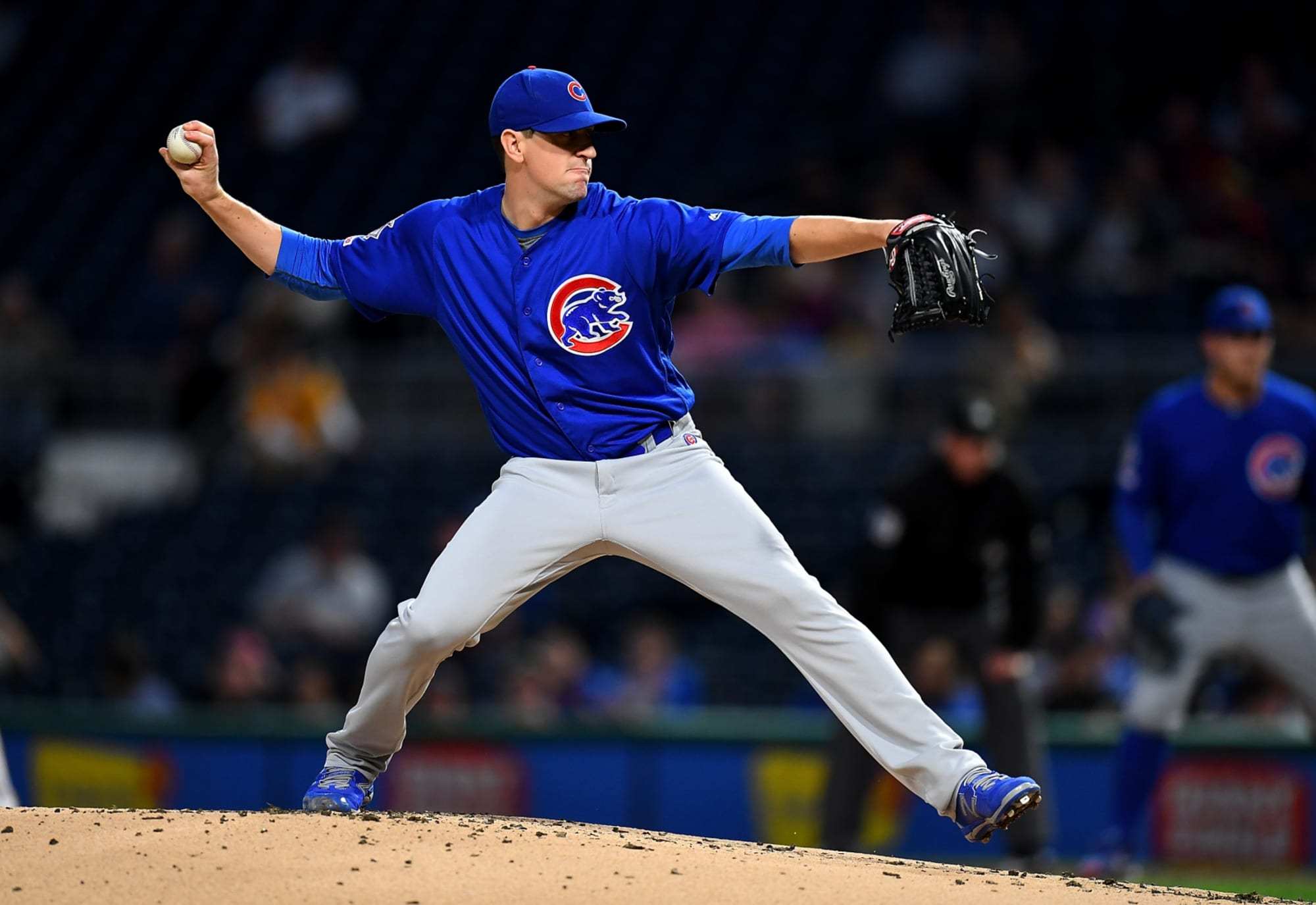 Chicago Cubs: Kyle Hendricks is a modern-day Greg Maddux