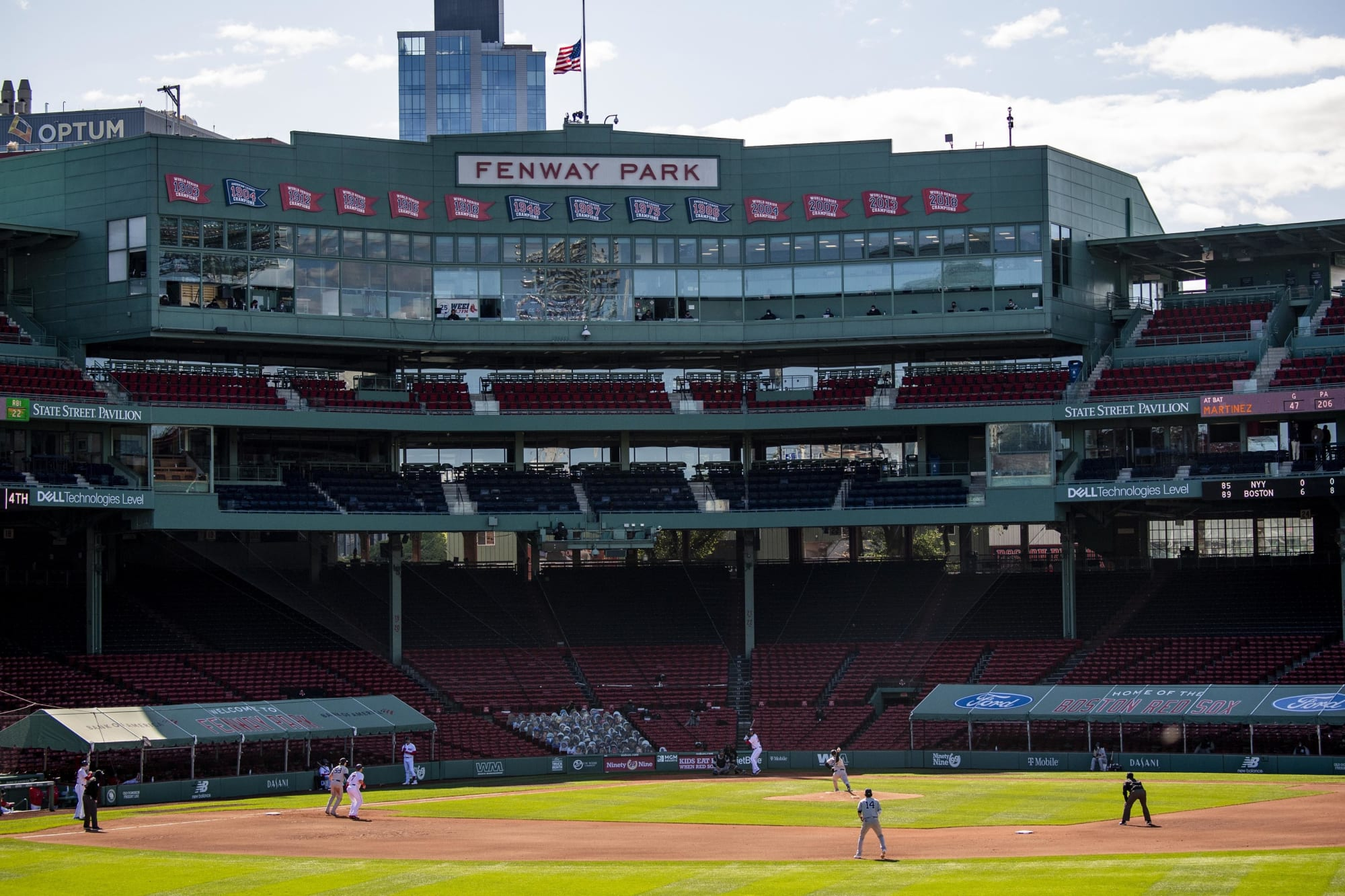 Boston Red Sox: Three Possibilities at Second Base