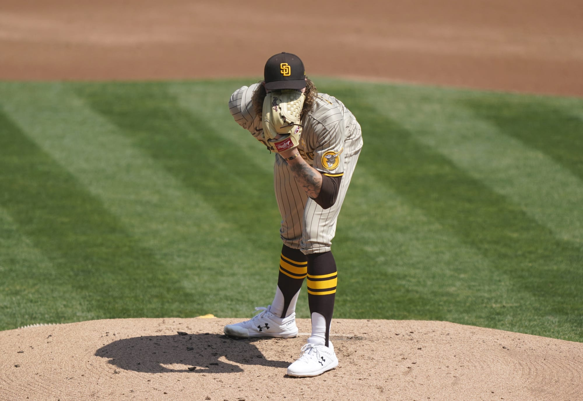 San Diego Padres: Chris Paddack not profiling as a starting pitcher