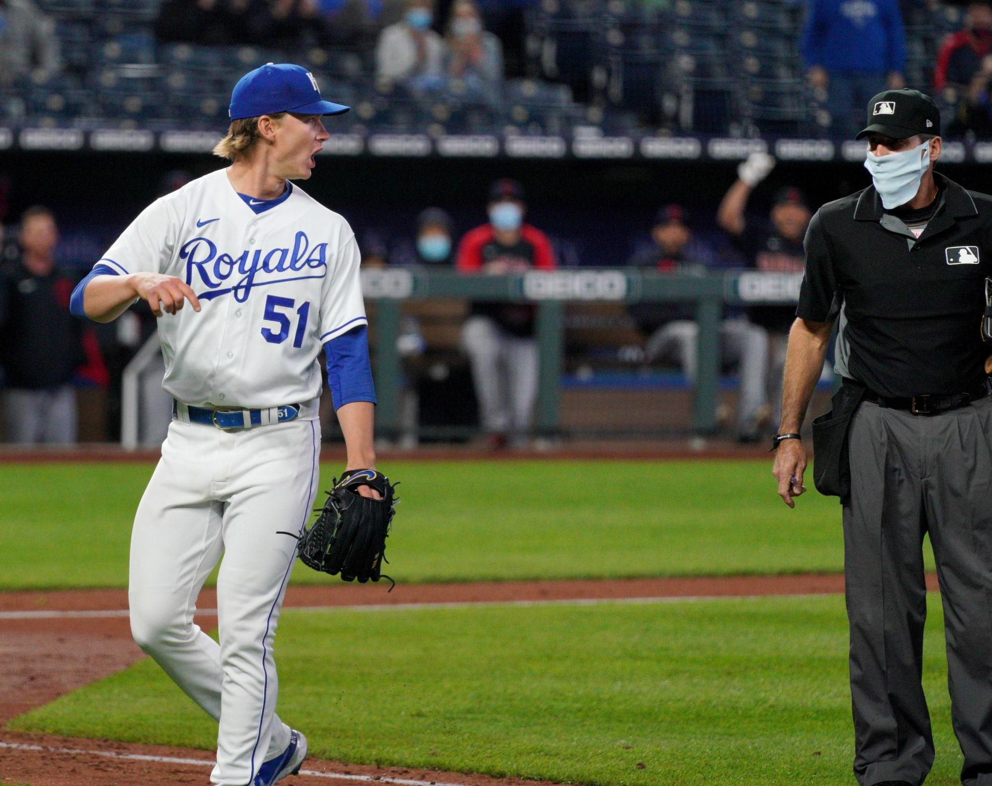 Kansas City Royals catch the brunt of the Angel Hernandez Show