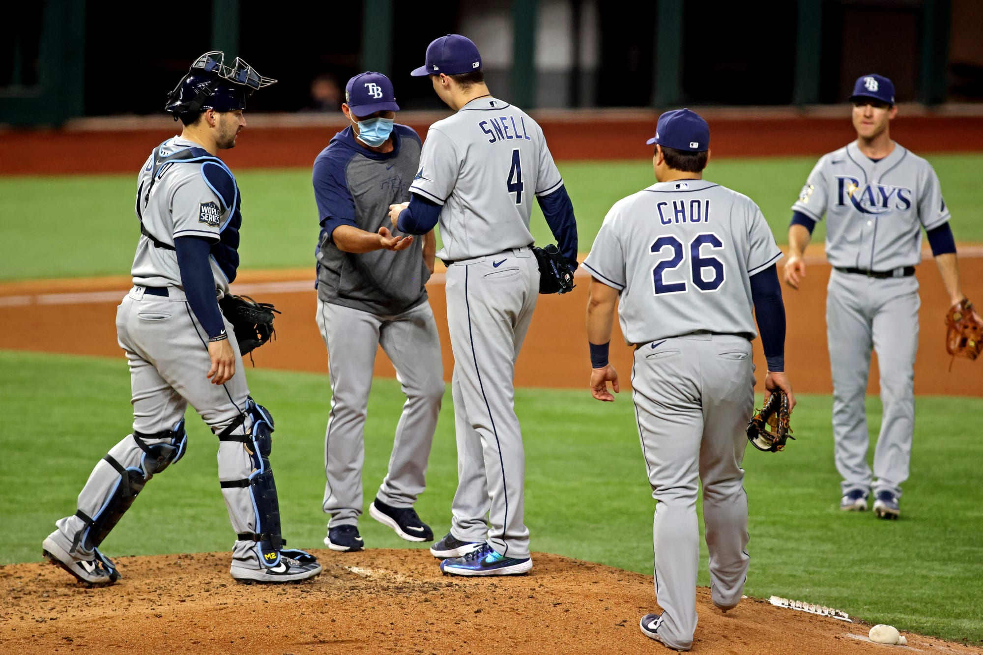 Tampa Bay Rays lose at Bullpen Russian Roulette