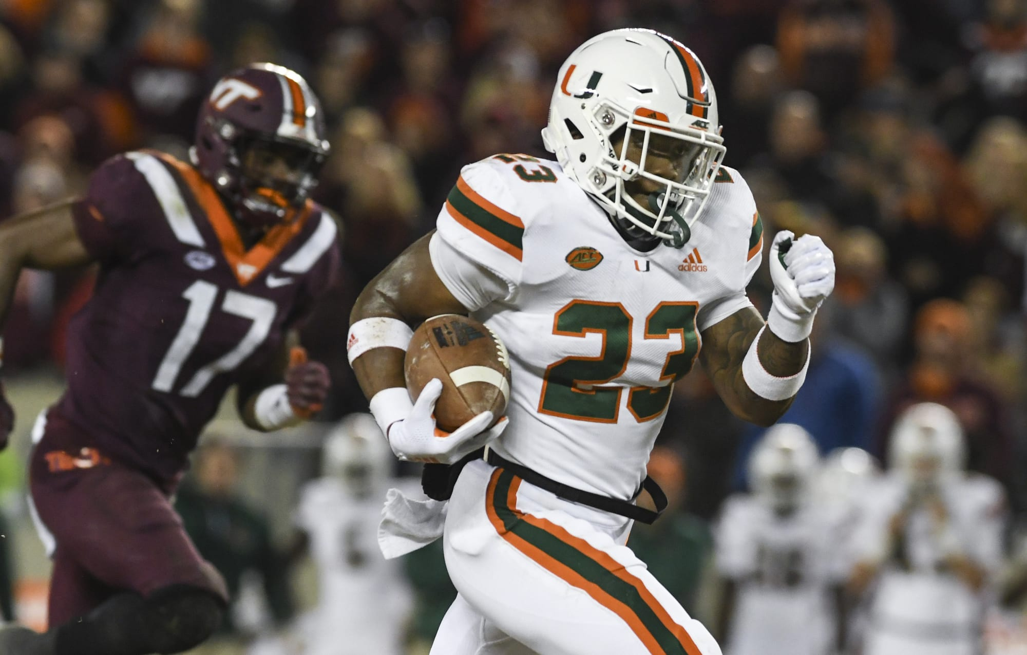 Not Many Surprises On Miami Football Offensive Depth Chart