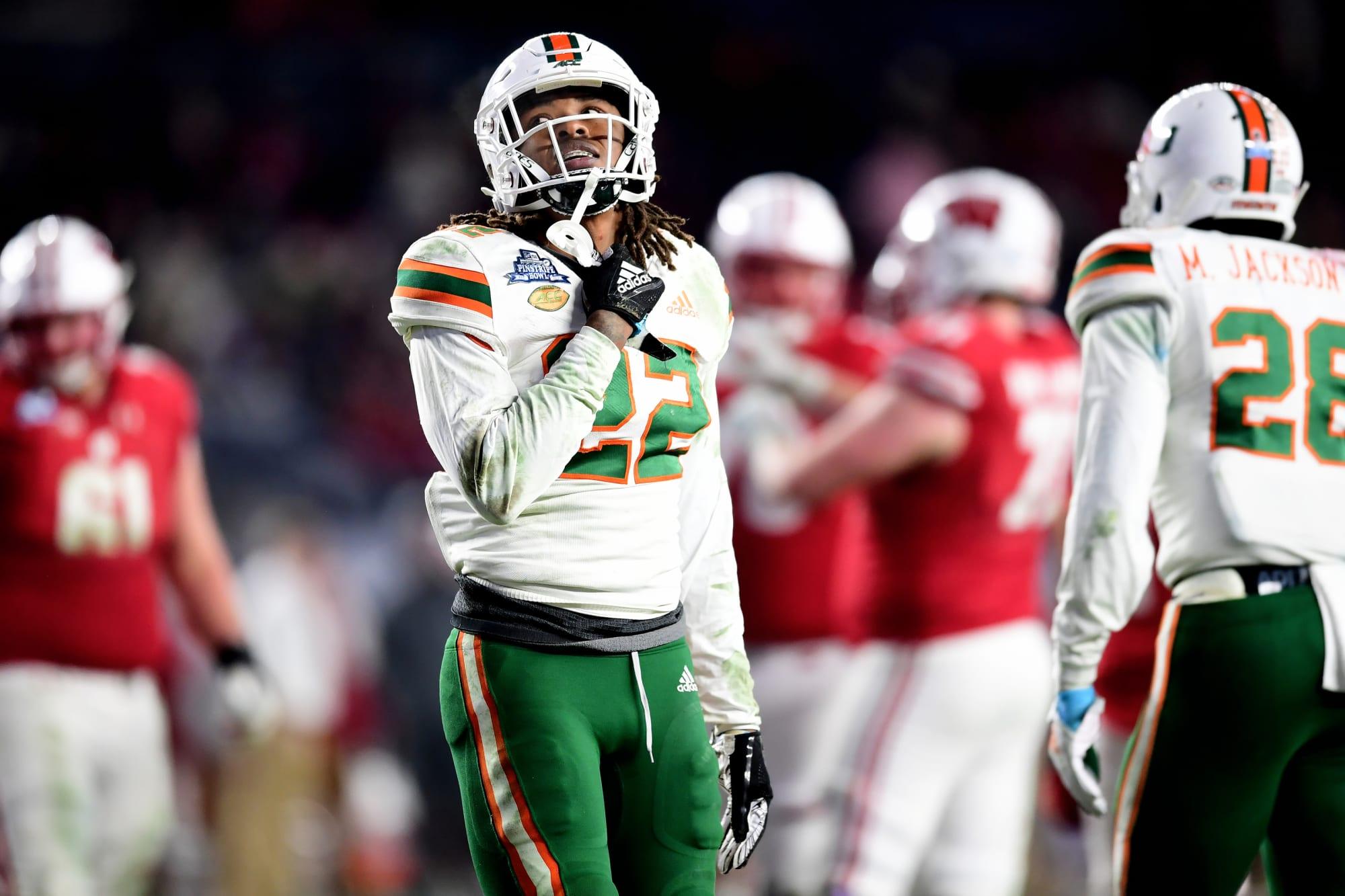 Miami football has struggled versus Big 10 since 2003 Fiesta Bowl