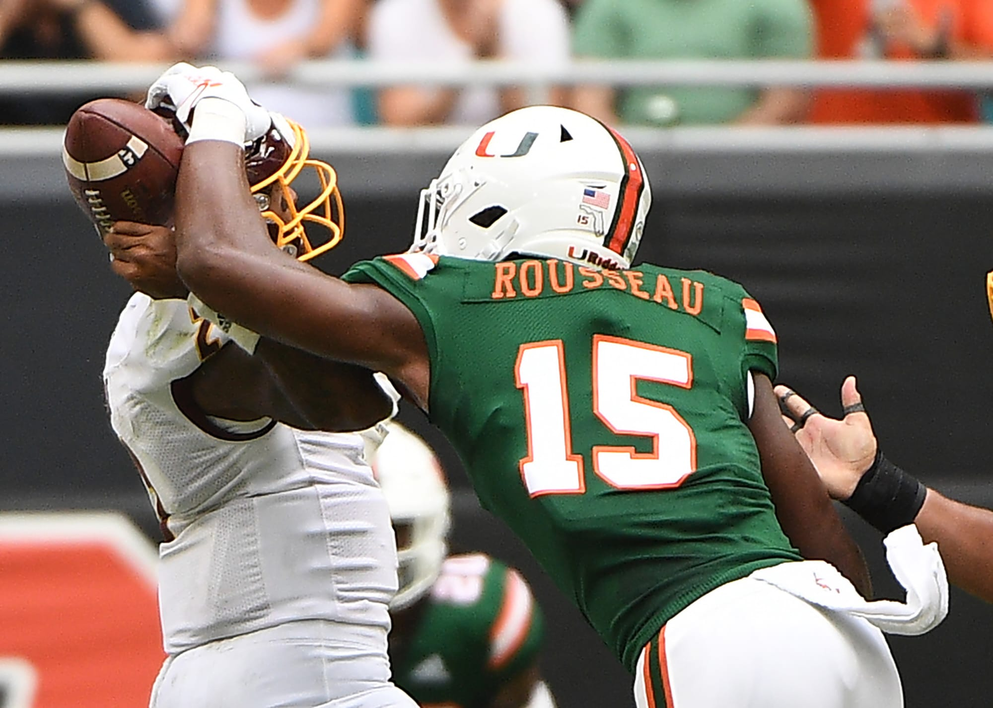 Where Miami Hurricanes are projected in 2021 NFL Draft by consensus big board