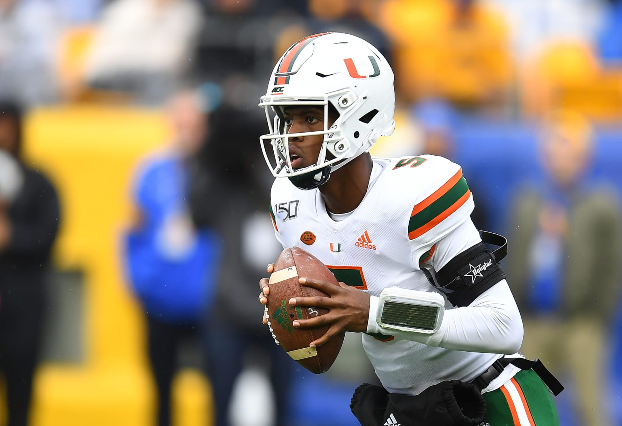 Miami Football 2021 recruiting class one of seven Power 5 without QB