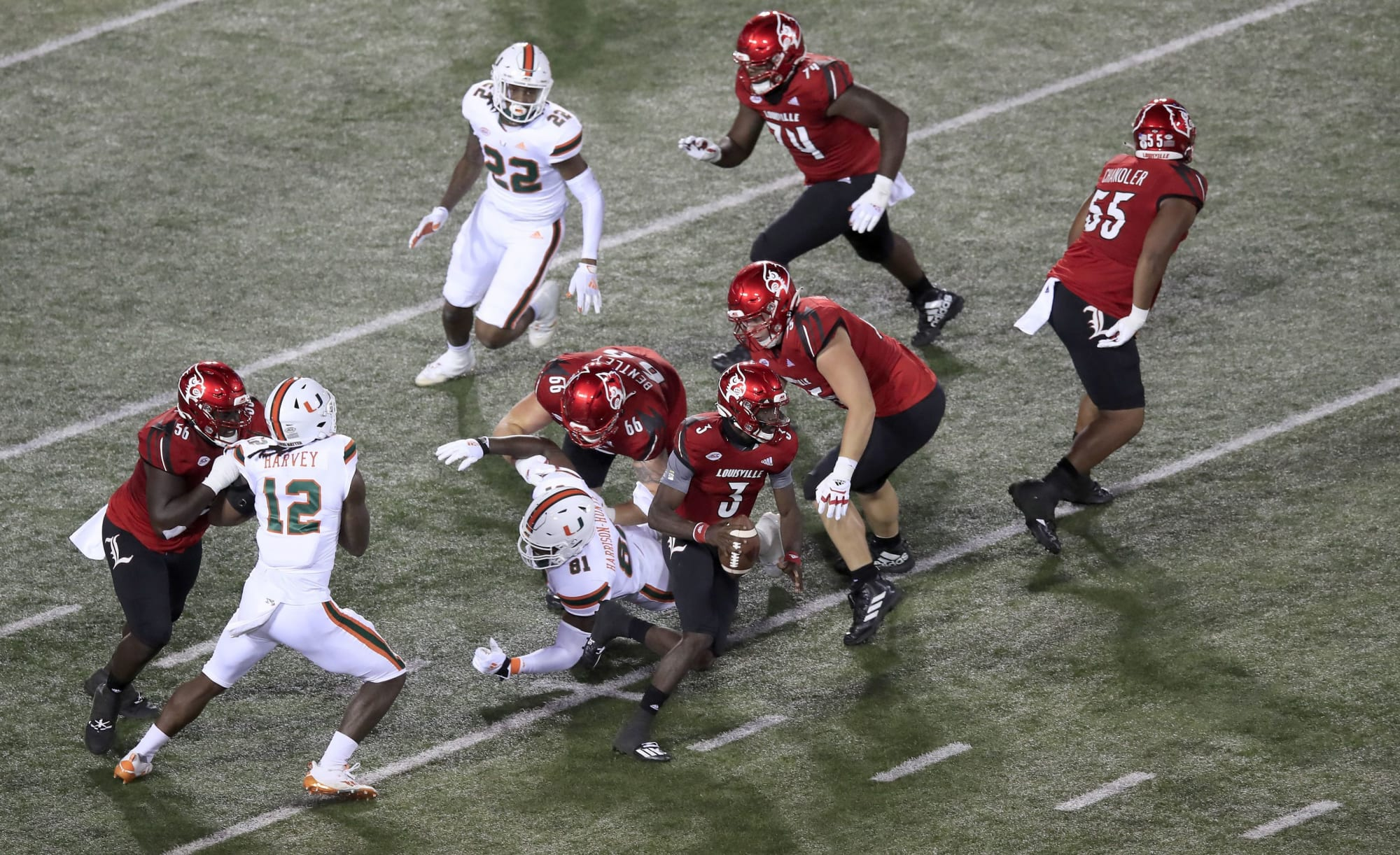 Miami football top 5 for 3-star OT Leyton Nelson with July 4 commitment date