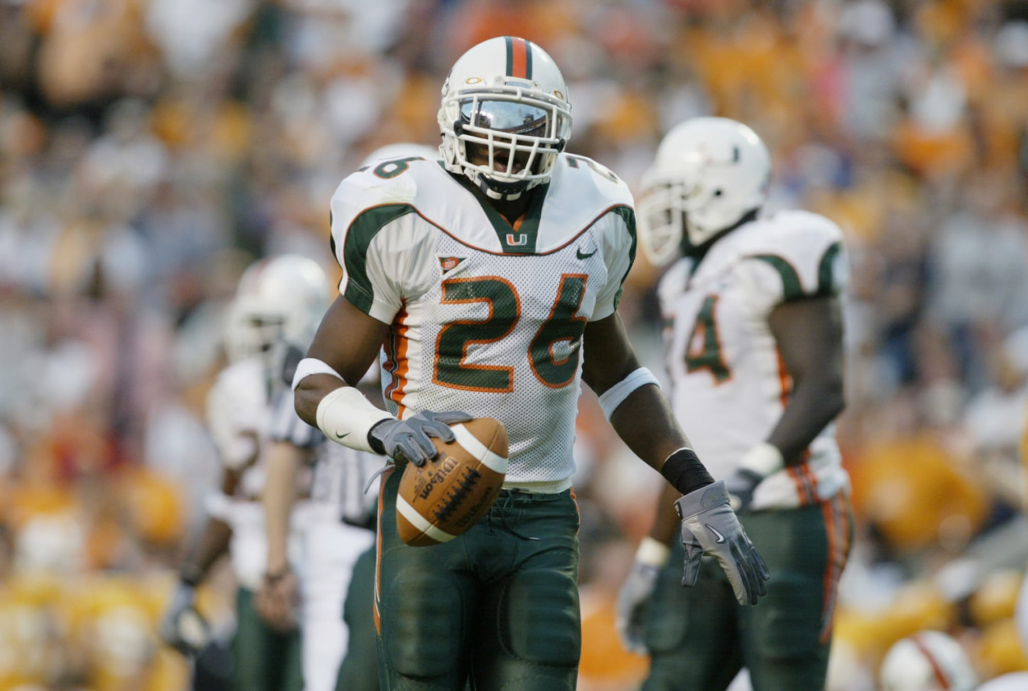 How Miami football 2004 first-round record tied by Alabama